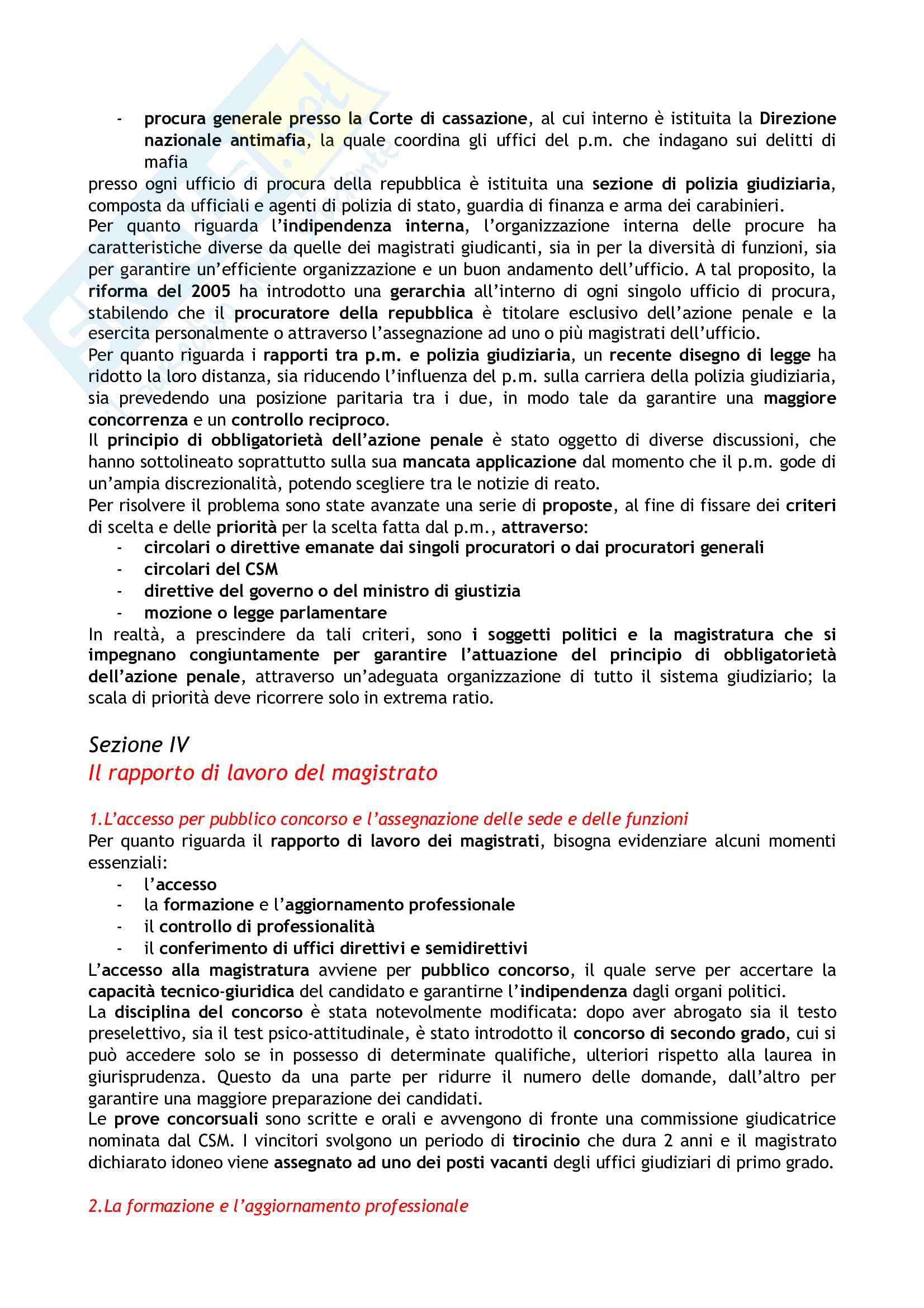 Riassunto esame Diritto costituzionale, prof. Tartaglia Polcini, libro consigliato Manuale di diritto costituzionale italiano ed europeo, Romboli Pag. 26