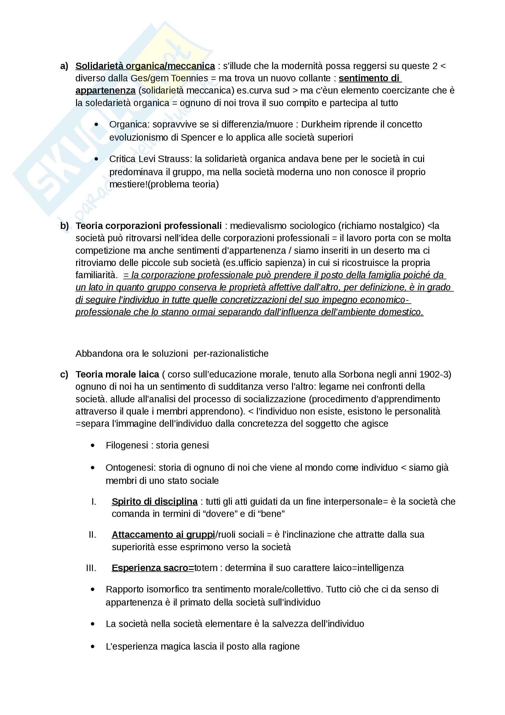 Storicità e storia della sociologia, Sociologia della comunicazione Pag. 11