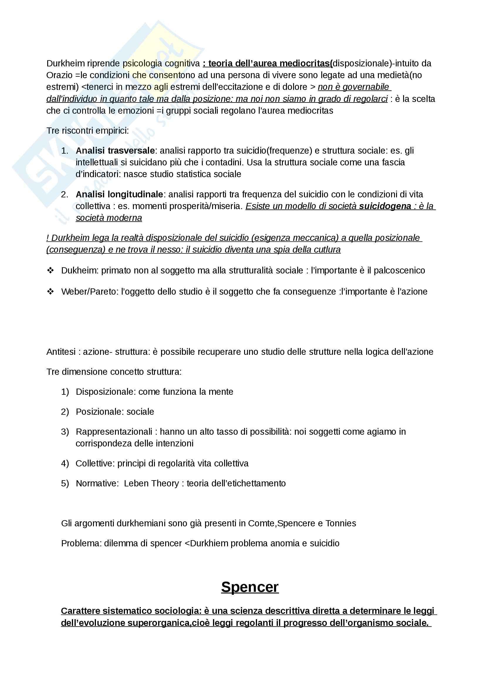 Storicità e storia della sociologia, Sociologia della comunicazione Pag. 6
