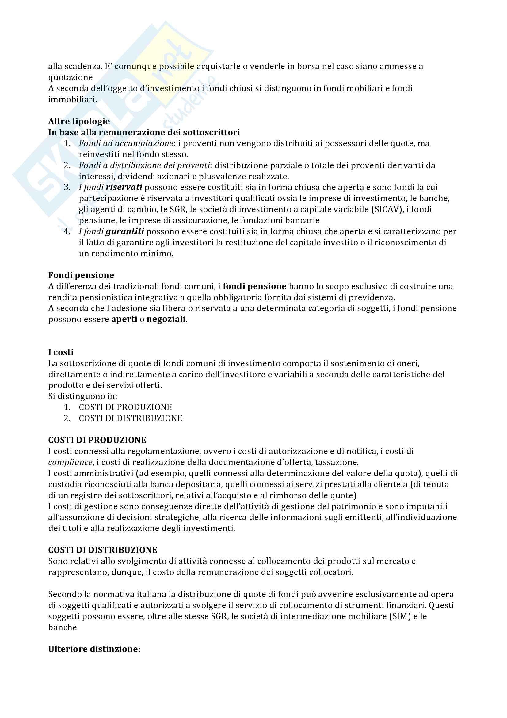 Finanza etica Petracci Pag. 11