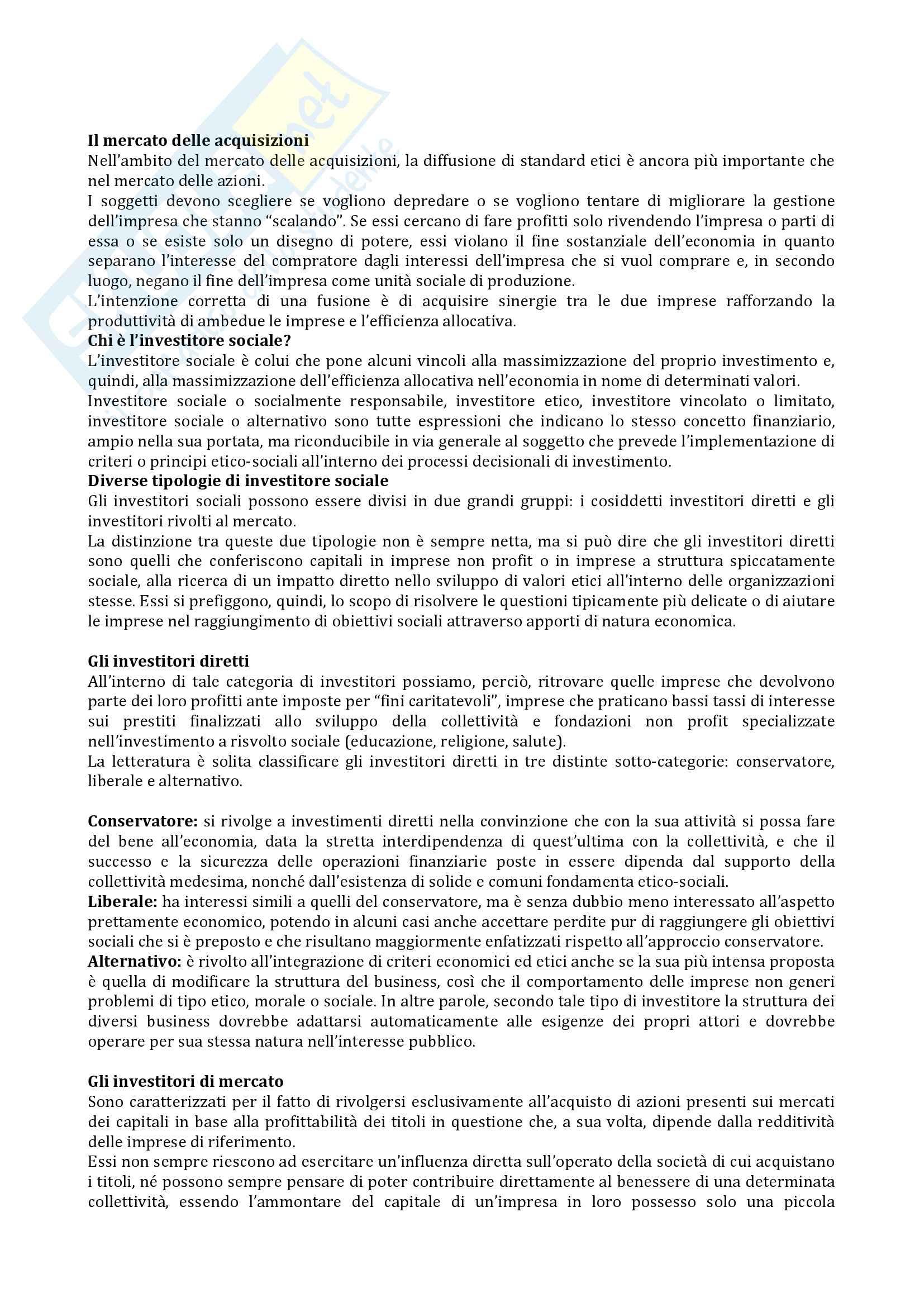 Finanza etica Petracci Pag. 41