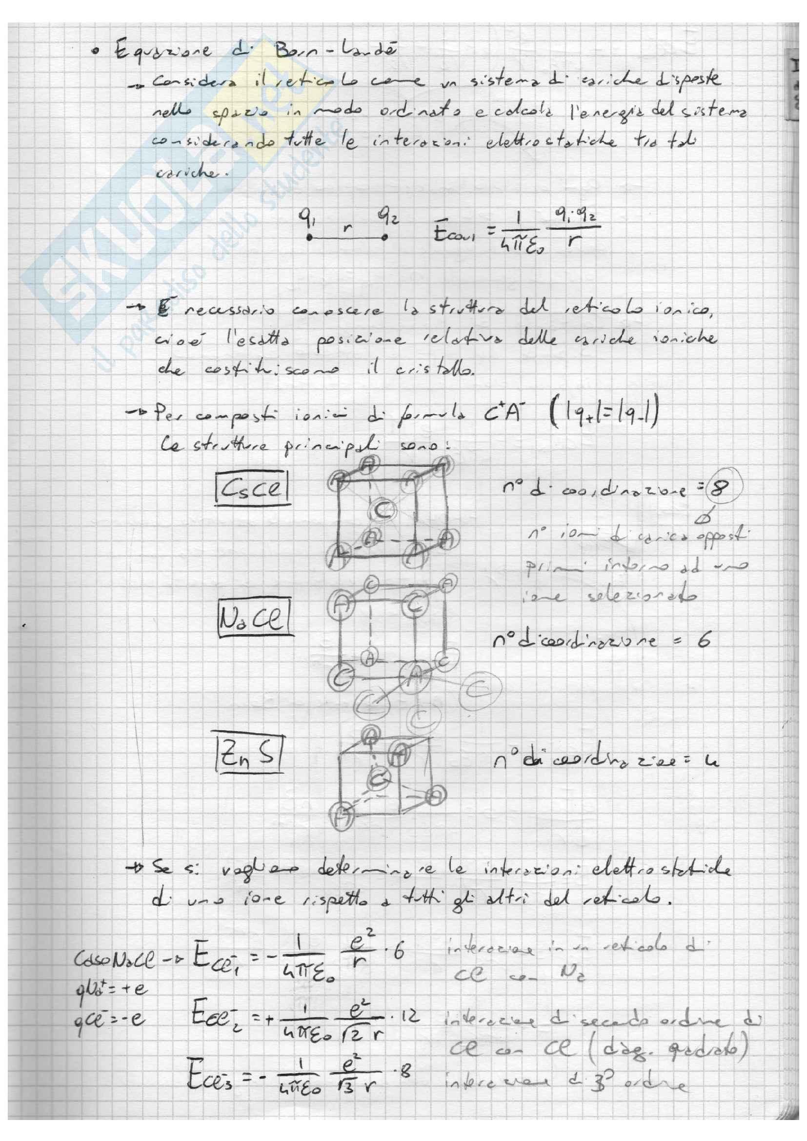 Appunti di chimica Ingegneria Meccanica Sgarbossa pages 32-63 Pag. 16