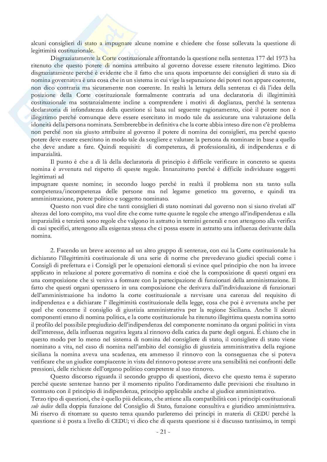Giustizia Amministrativa Pag. 31