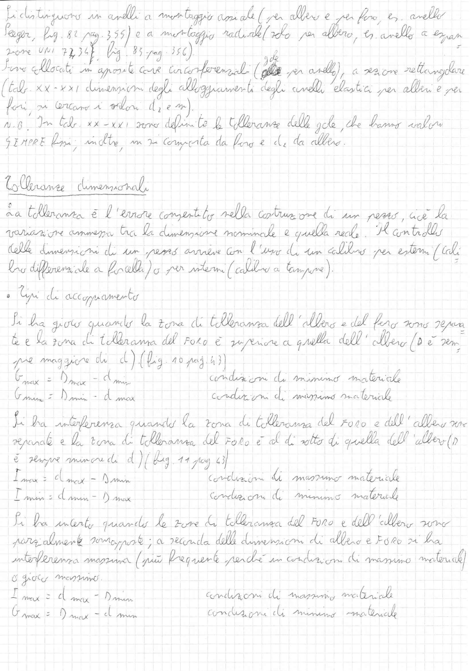 Disegno tecnico industriale - Appunti Pag. 11