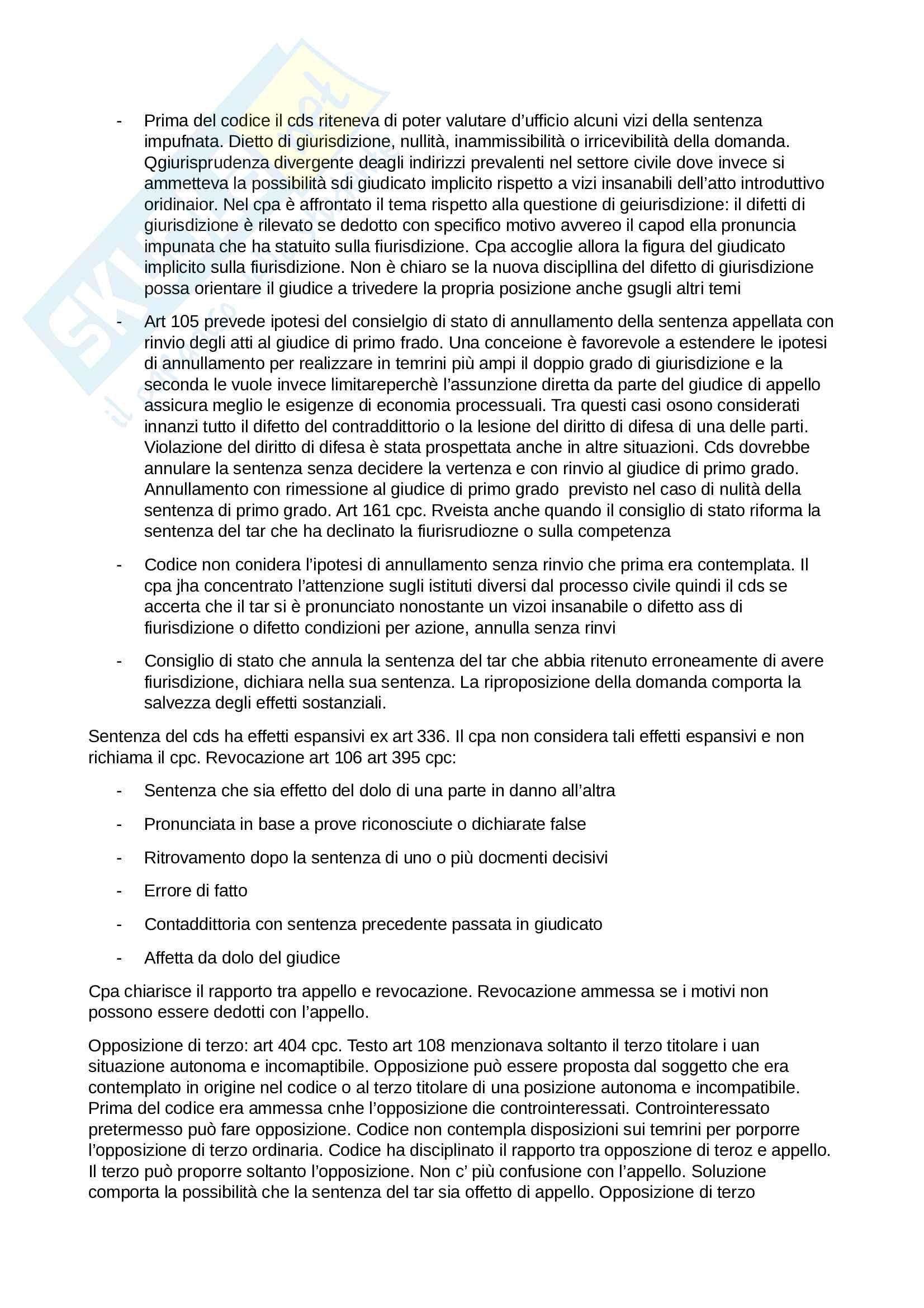 Diritto Amministrativo II - schemi Pag. 26