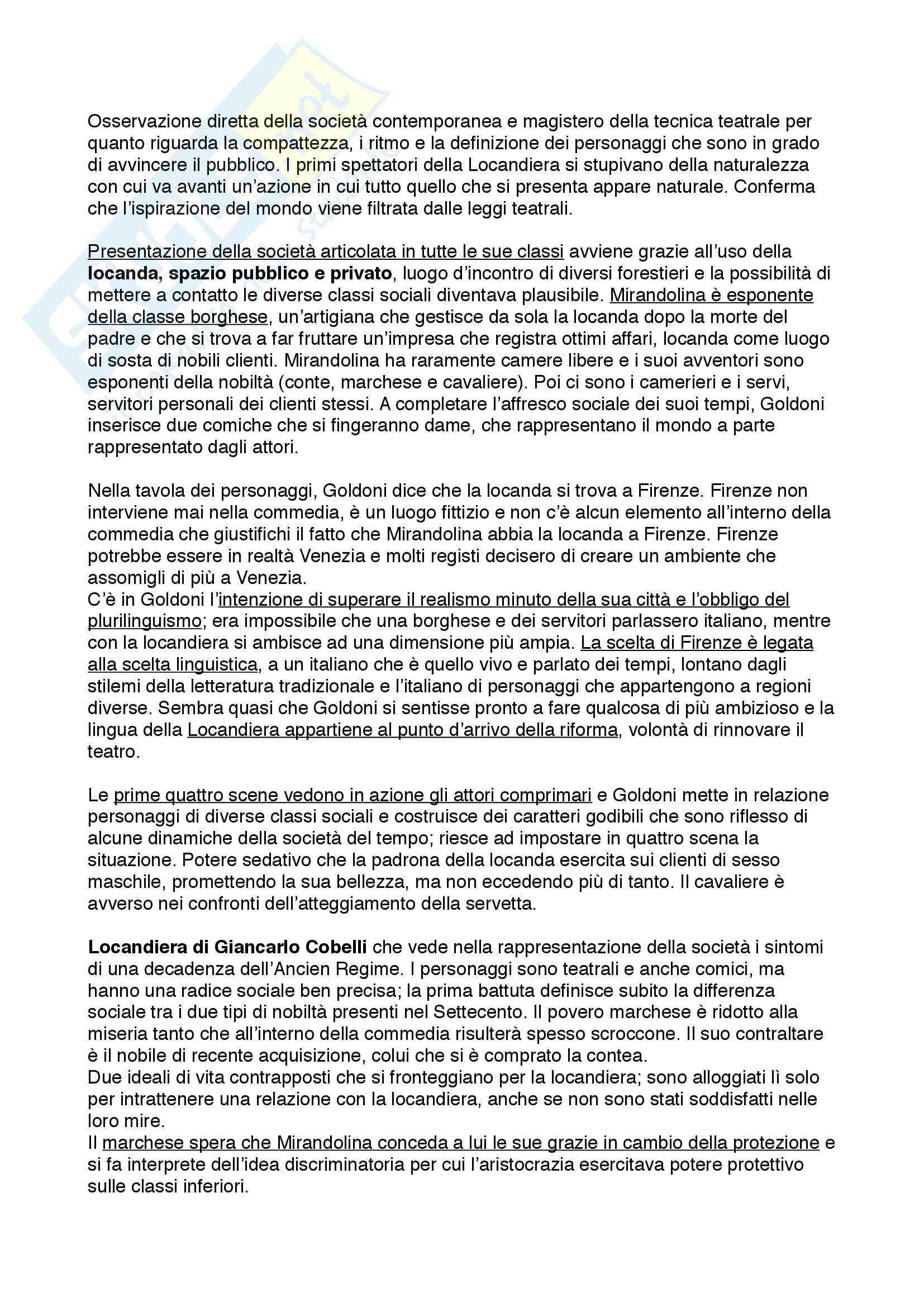 Appunti dettagliati dei 3 moduli di drammaturgia (2014/2015) Pag. 11
