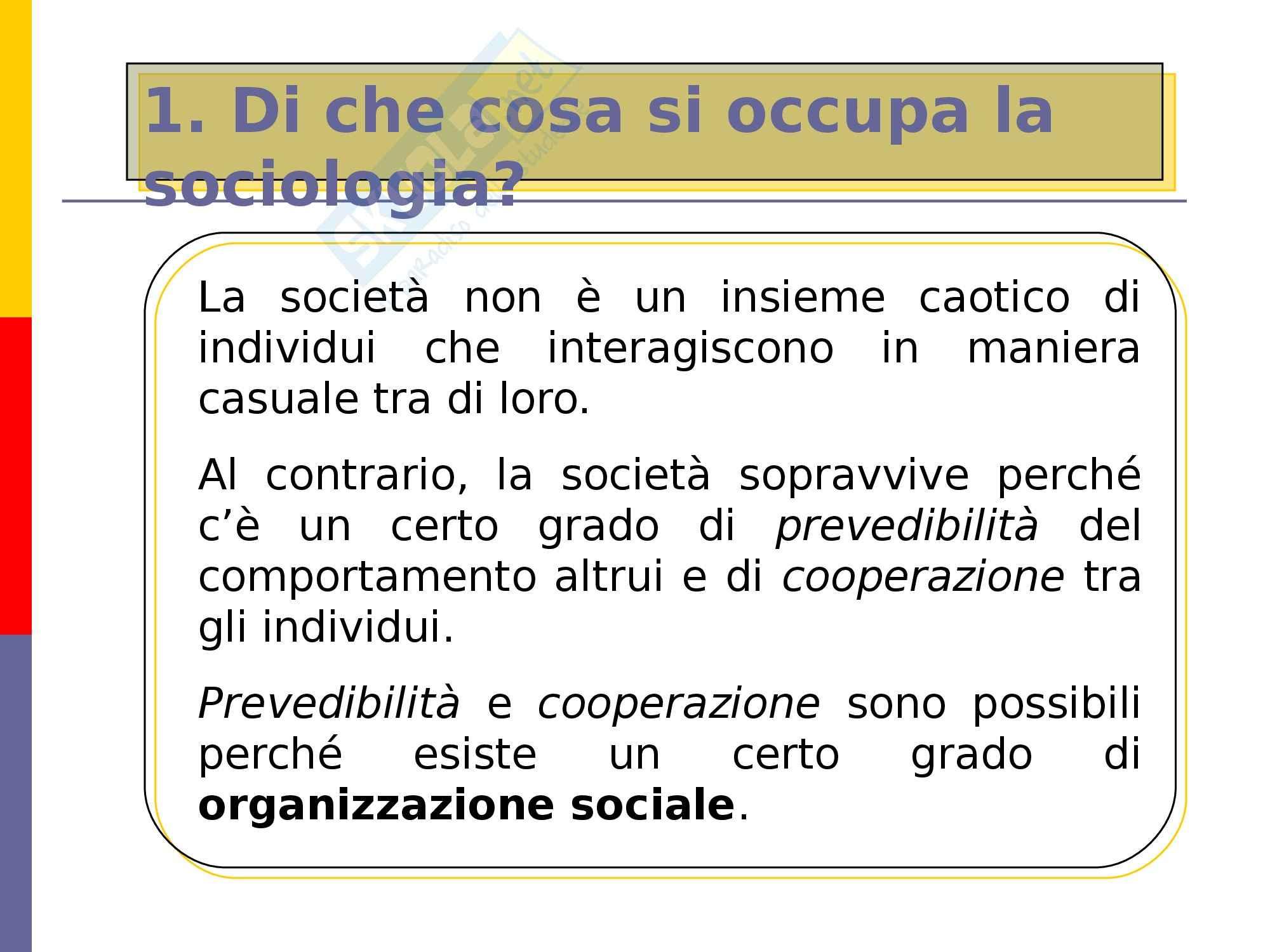 appunto L. Codara Sociologia urbana