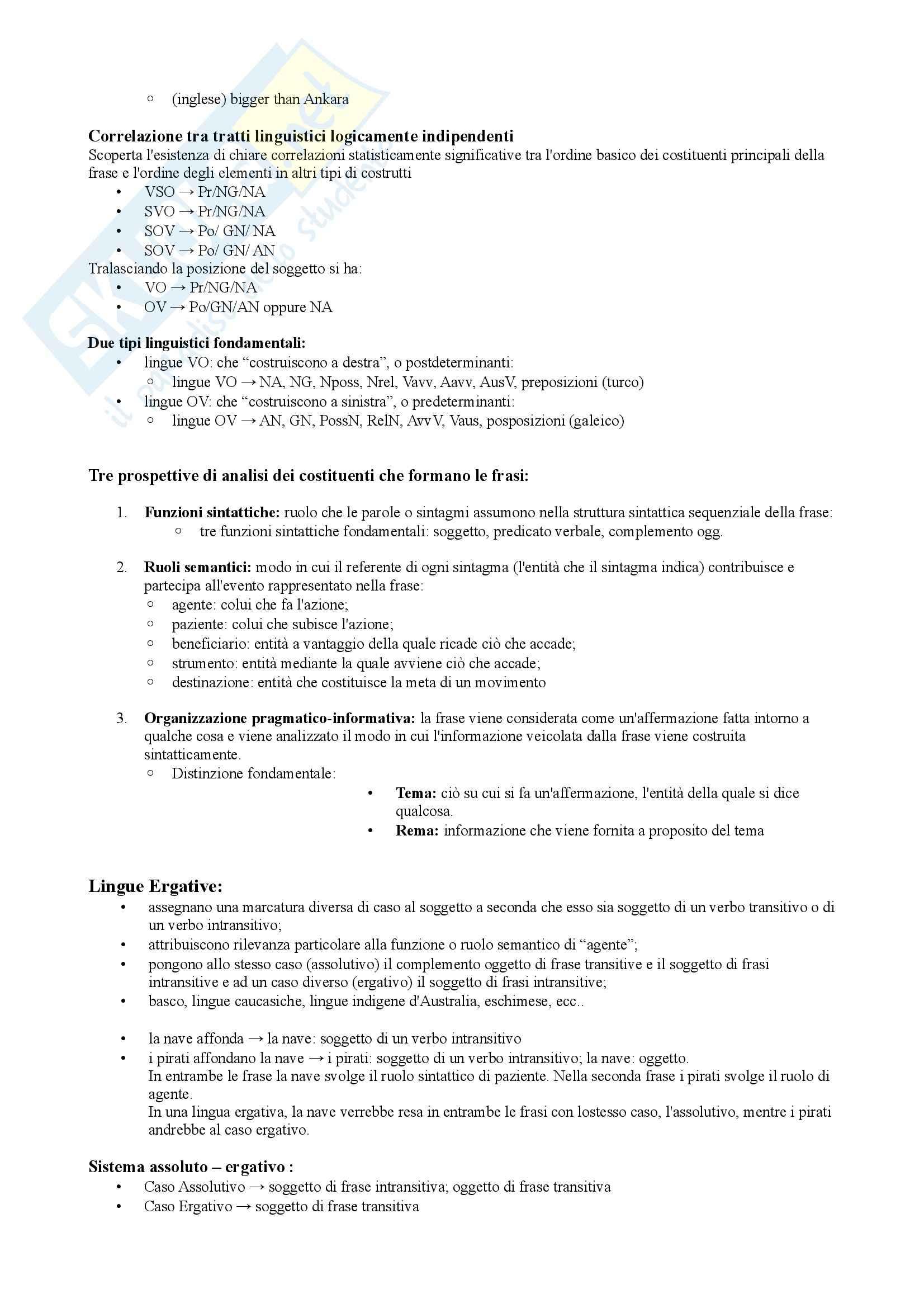 Glottologia - Appunti Pag. 11