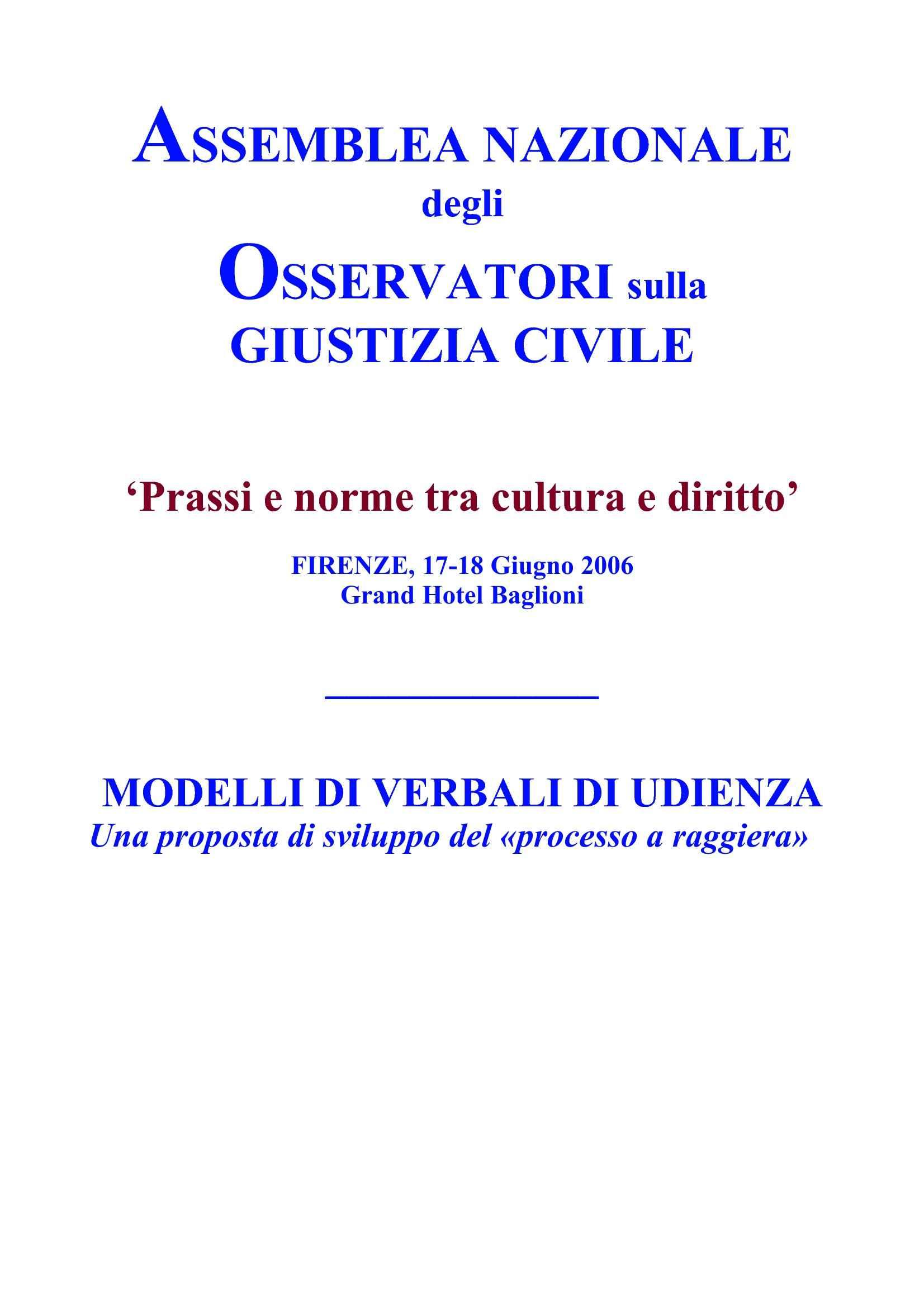 dispensa G. Costantino Diritto Processuale Civile I