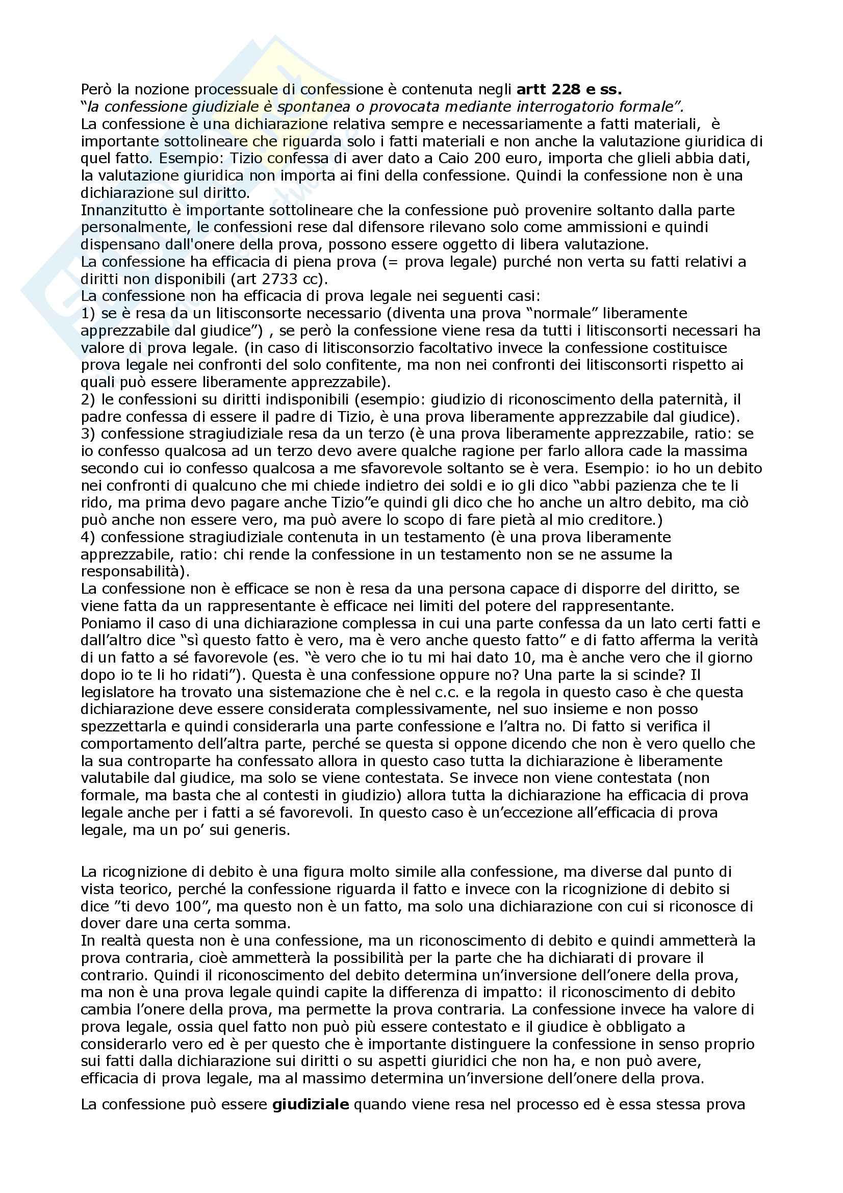 Riassunti Diritto processuale civile I Pag. 41