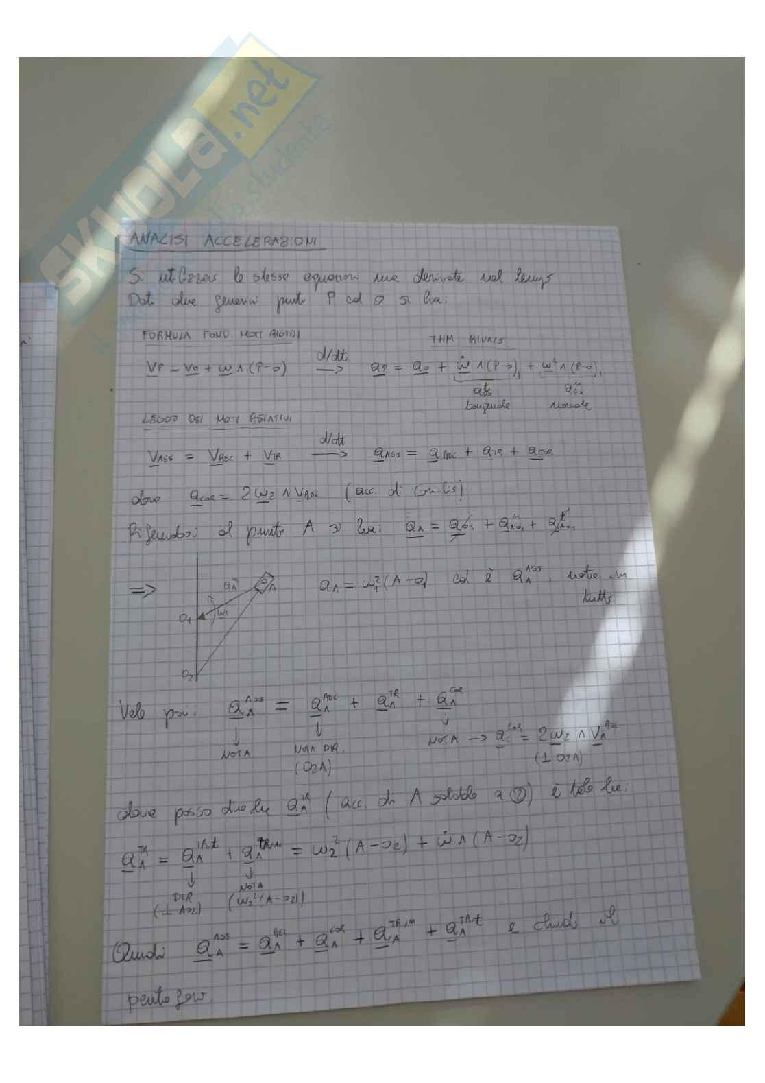 Tavole del Laboratorio di Meccanica applicata complete Pag. 11