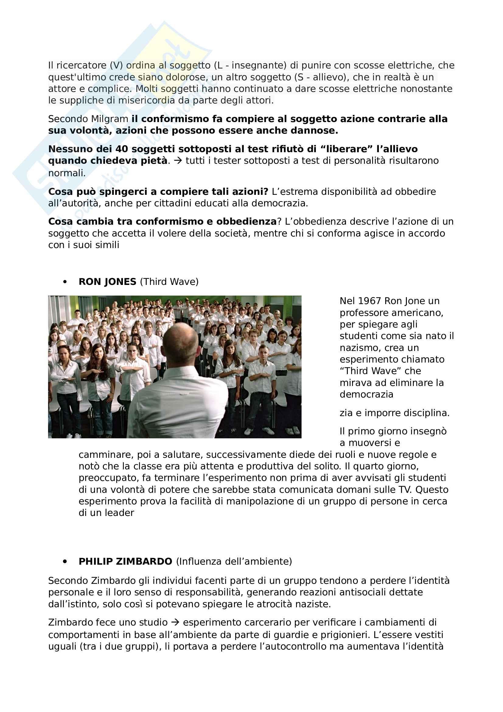 Sociologia del cambiamento nell' era digitale- 1° Parziale Pag. 16