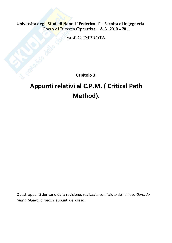 Ricerca Operativa – Programmazione discreta Pag. 111