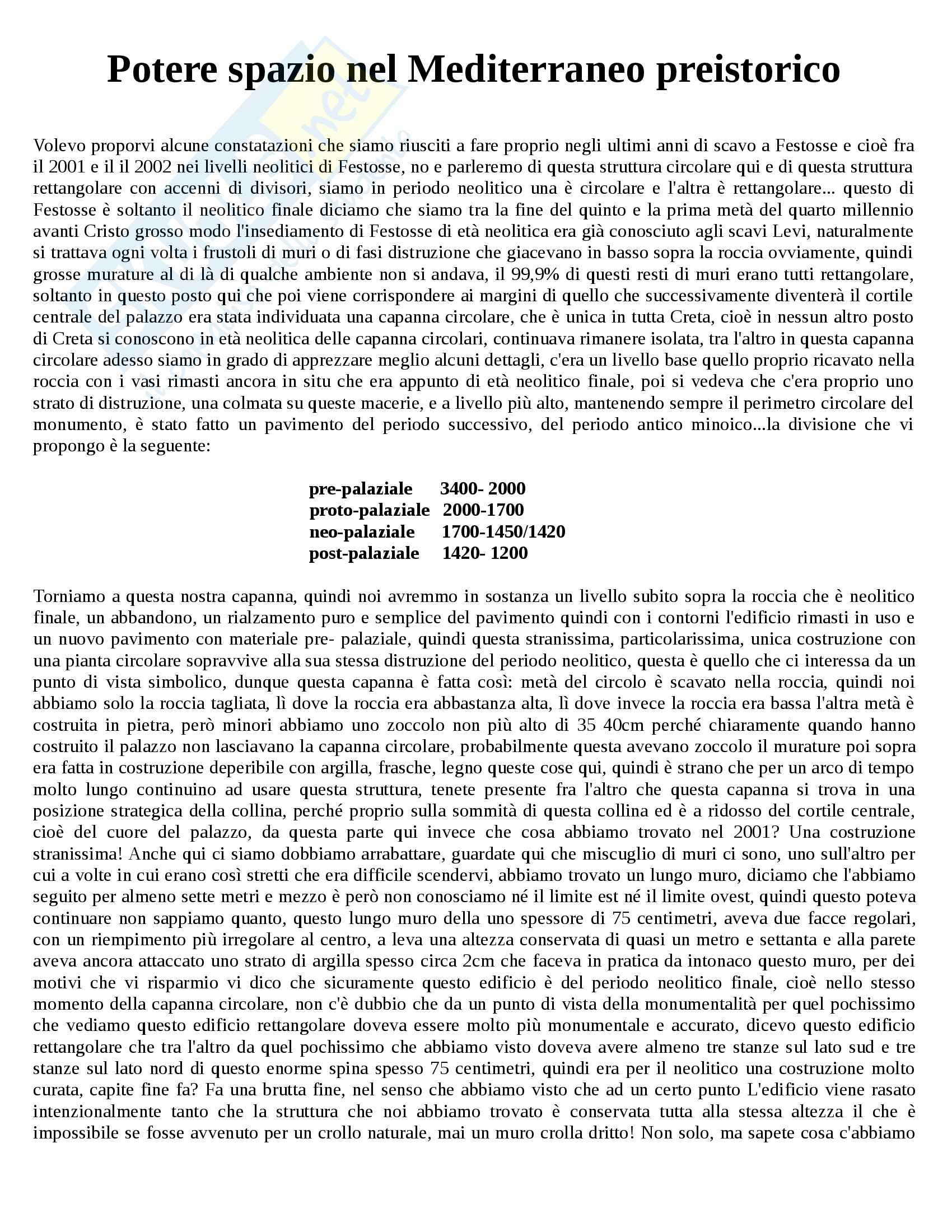 4 Lez Prof La Rosa La capanna circolare di Festosse Pag. 1