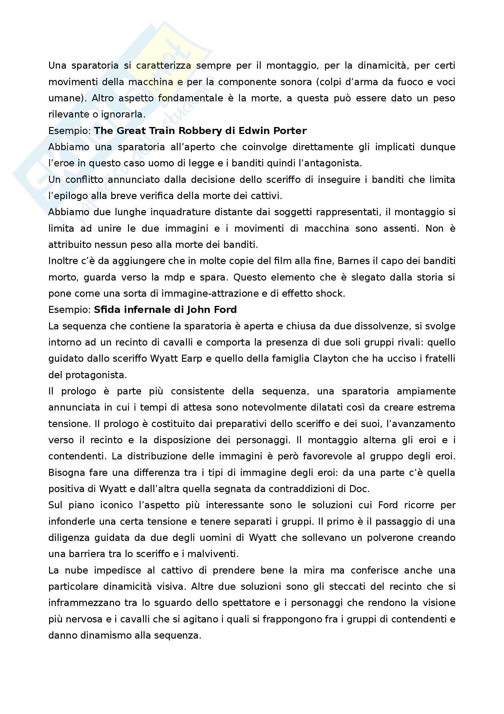 Riassunto esame Teorie del Cinema e dell'Audiovisivo, prof. Vitiello, libro consigliato Lezioni di Regia, Tomasi Pag. 16
