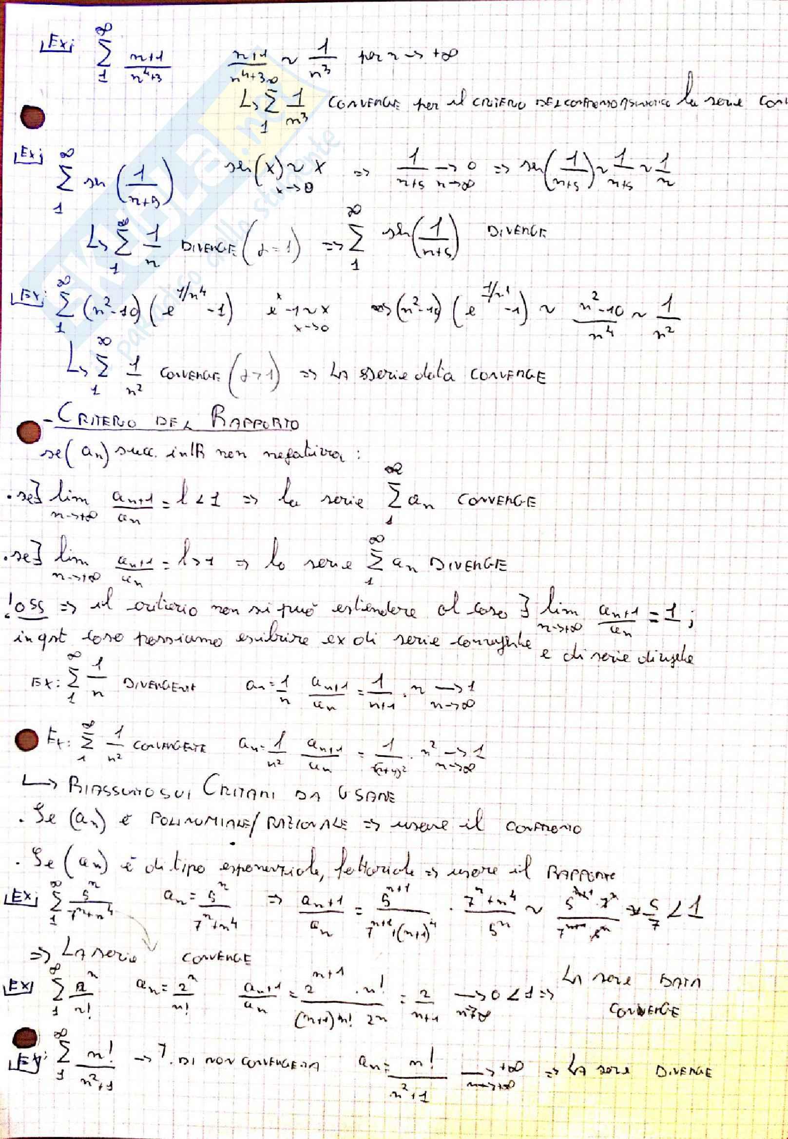 Appunti di analisi matematica 2 Pag. 81