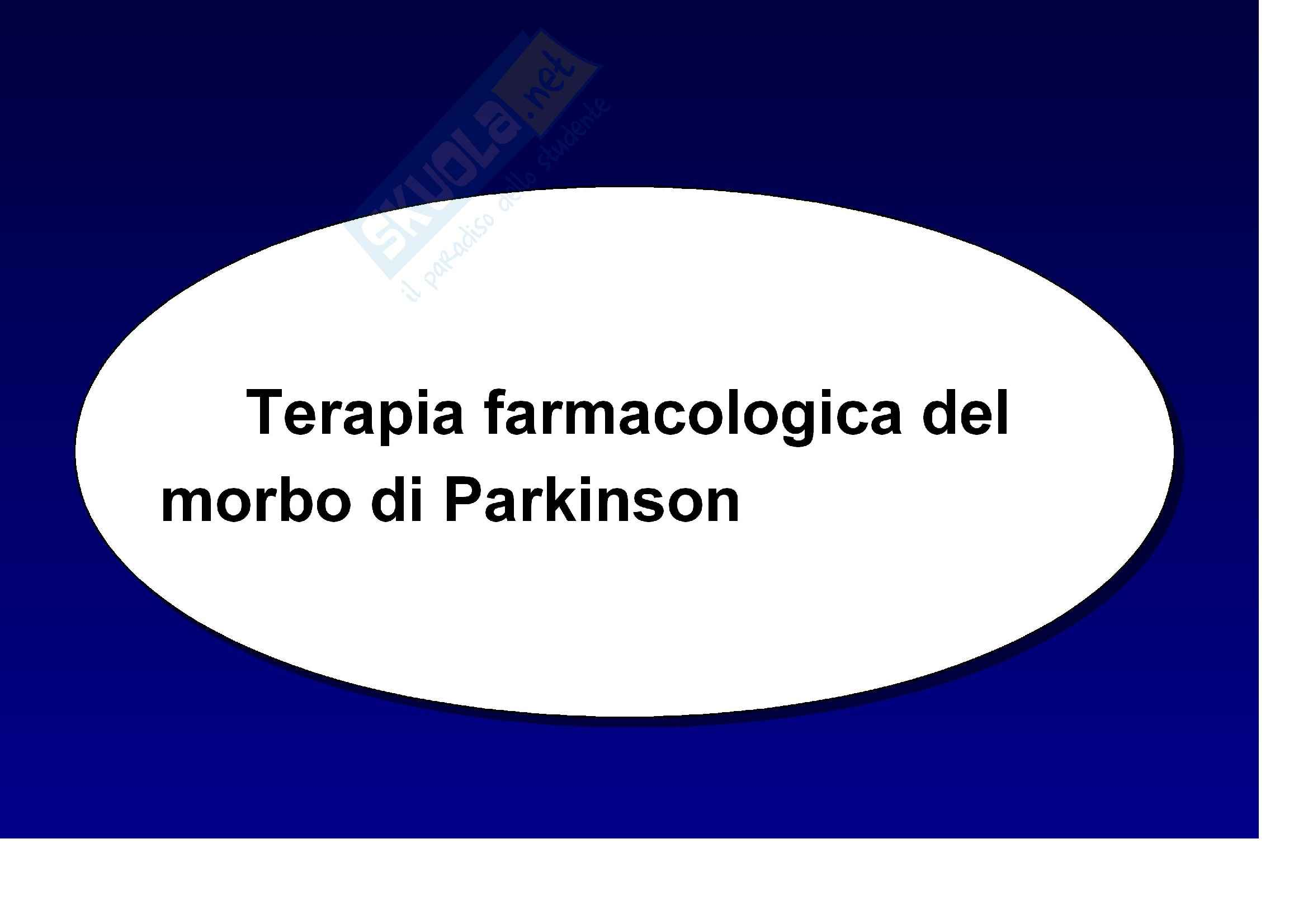 Neurologia – Morbo di Parkinson