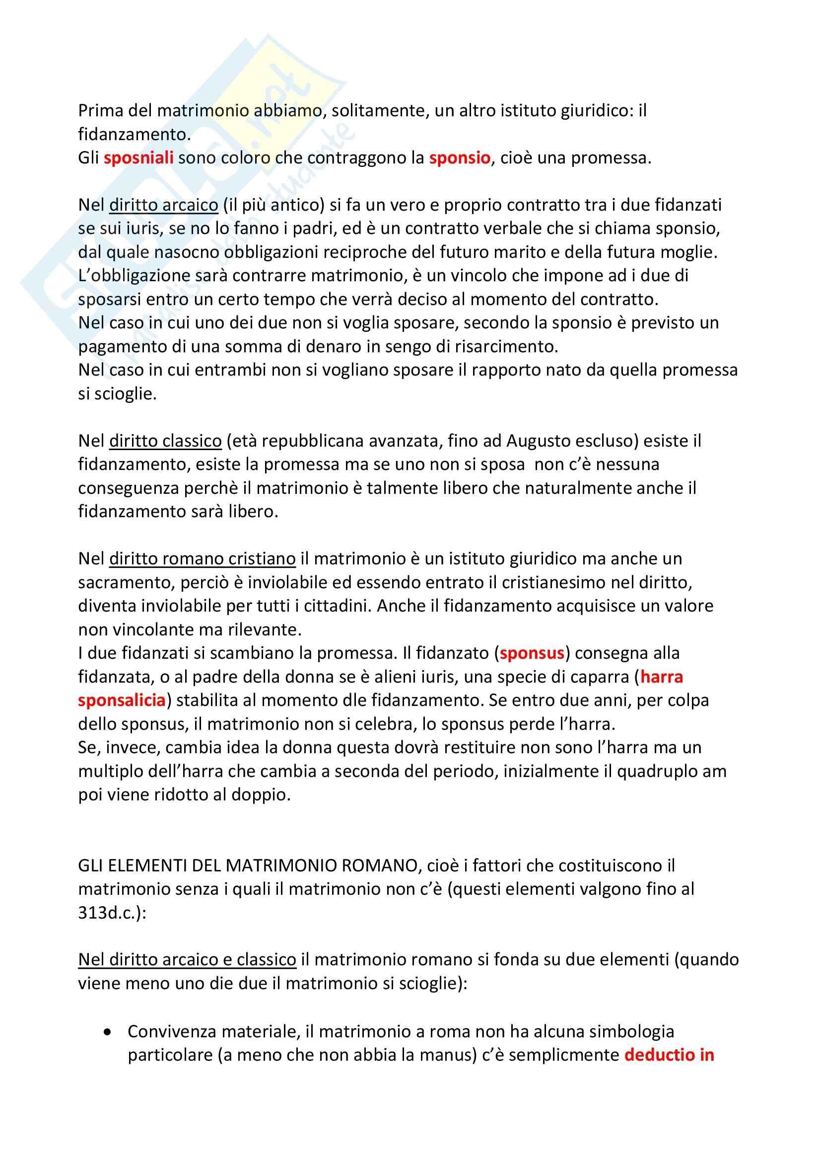 Lezioni, Istituzioni di diritto romano Pag. 31