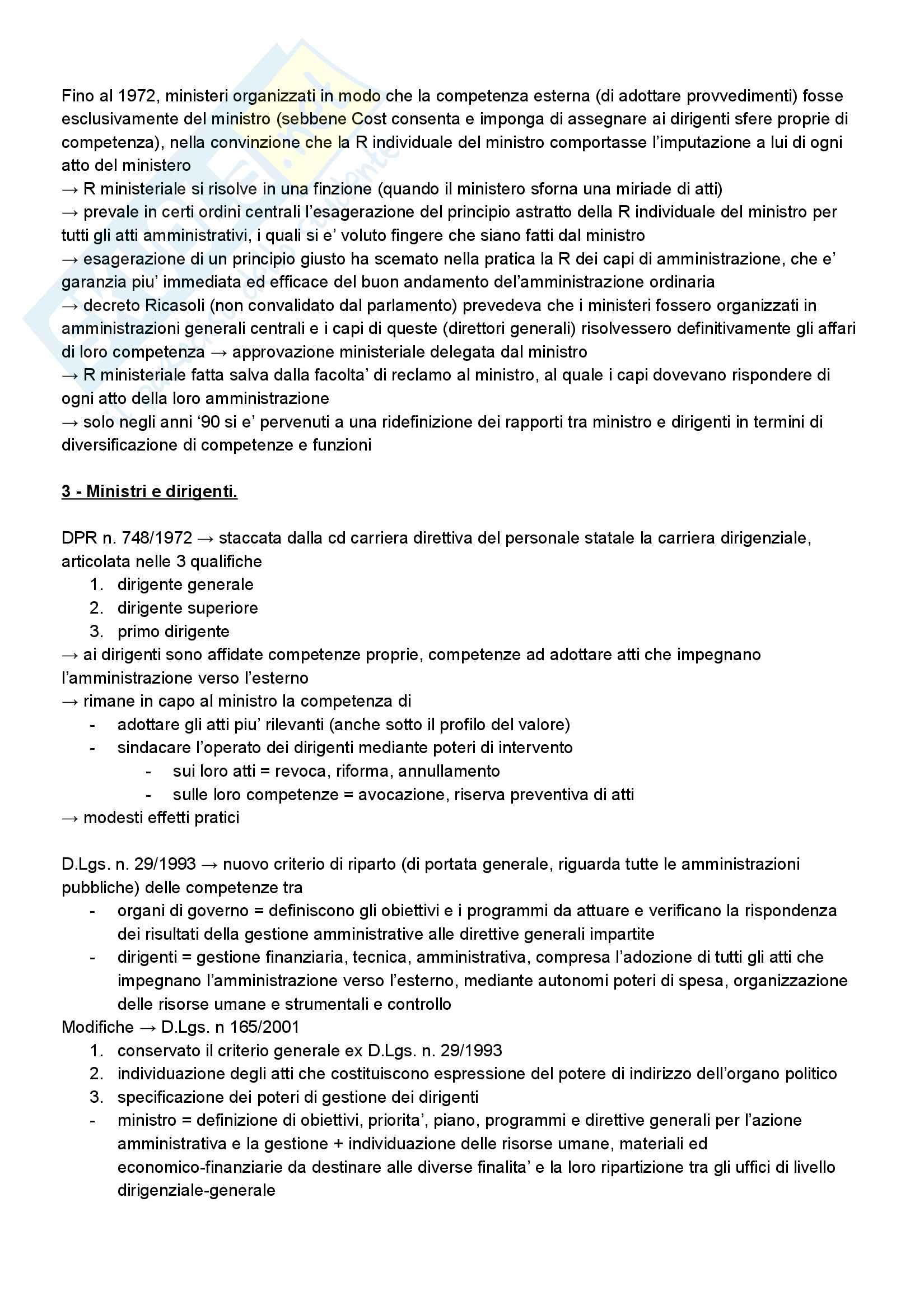 Riassunto esame diritto amministrativo, prof. Barbara Marchetti (UniTn), libro consigliato Manuale di Diritto Amministrativo, Guido Corso, ultima edizione, AA. 2016/2017 Pag. 21