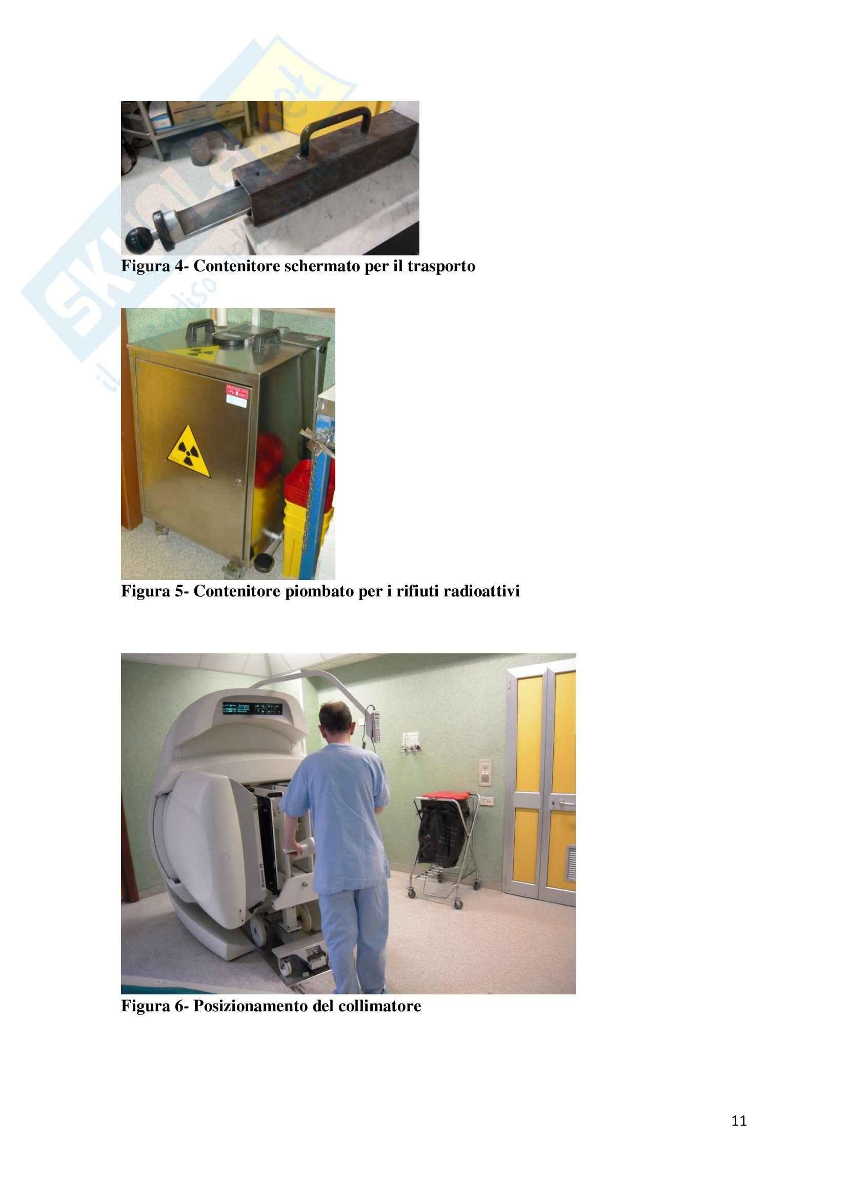Medicina nucleare - Scintigrafia cerebrale recettoriale Pag. 11
