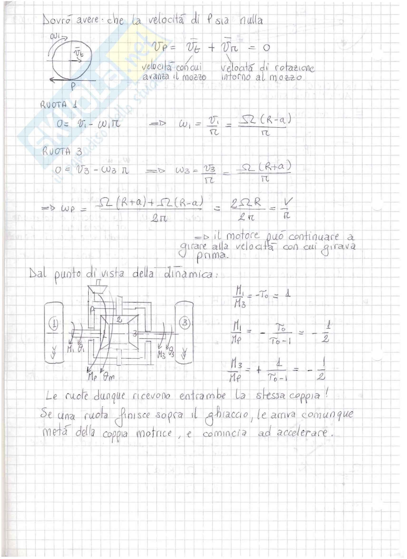 Domande con risposte, Meccanica applicata alle macchine Pag. 6