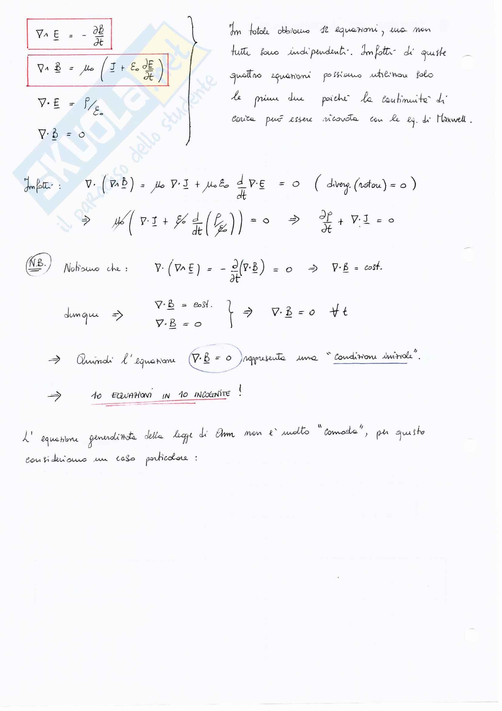 Fisica Del Plasma e Propulsione Elettrica (Parte 3 - Magnetoidrodinamica e Diffusione del Plasma) Pag. 6
