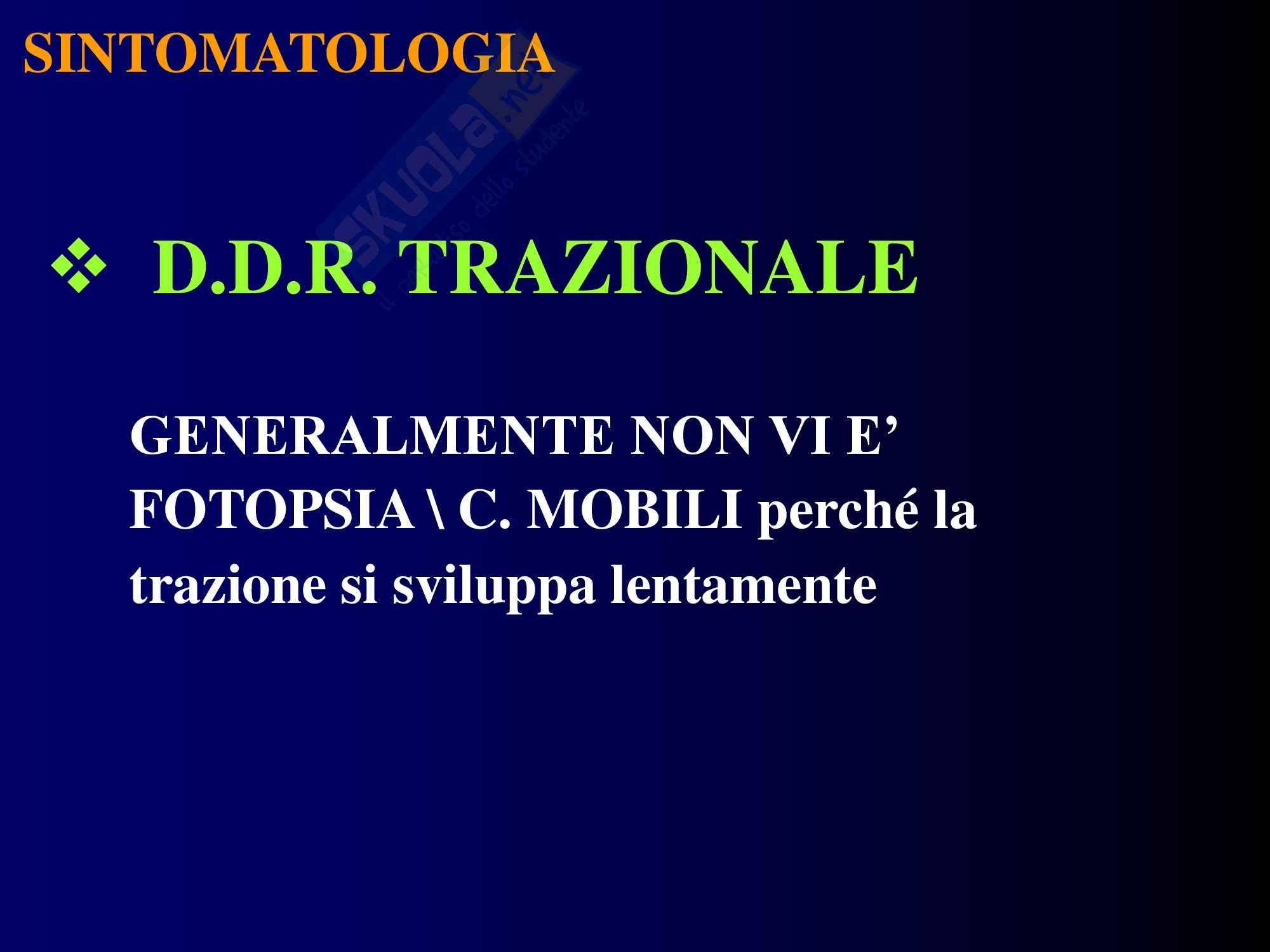Distacco della retina Pag. 31