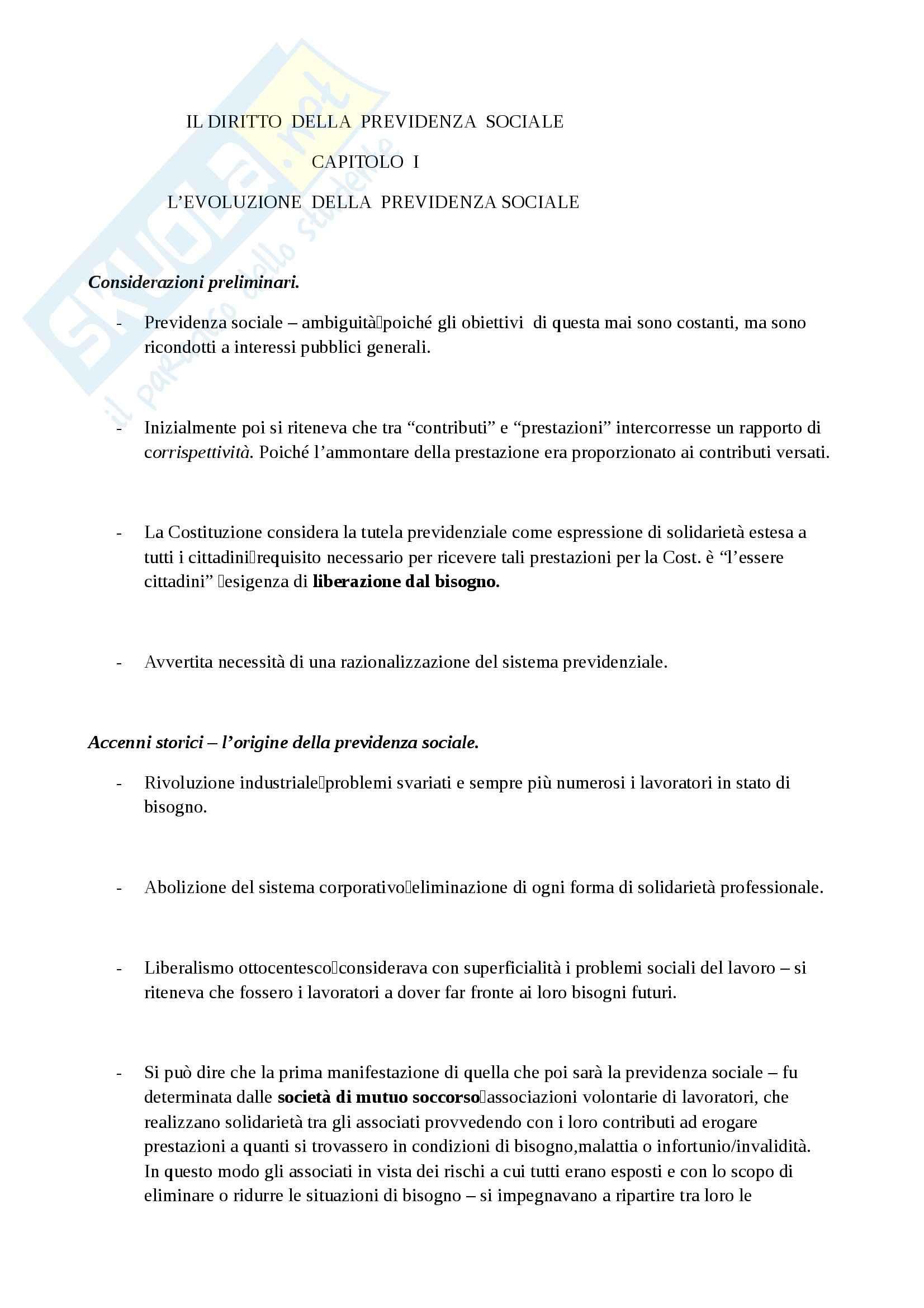 Riassunto esame Diritto del lavoro, prof. Pessi, libro consigliato Manuale del nuovo corso di diritto del lavoro, Proia