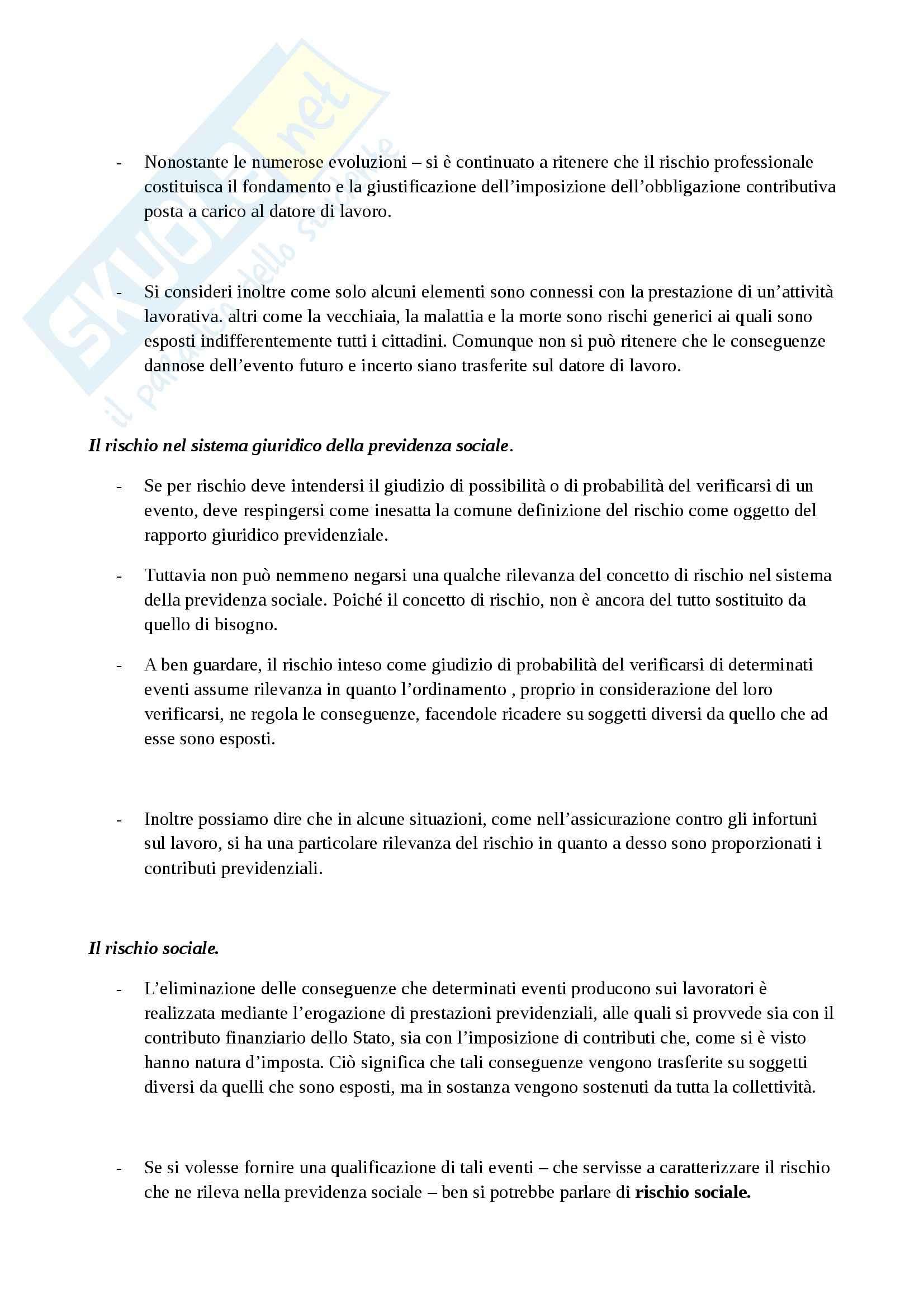 Riassunto esame Diritto del lavoro, prof. Pessi, libro consigliato Manuale del nuovo corso di diritto del lavoro, Proia Pag. 26