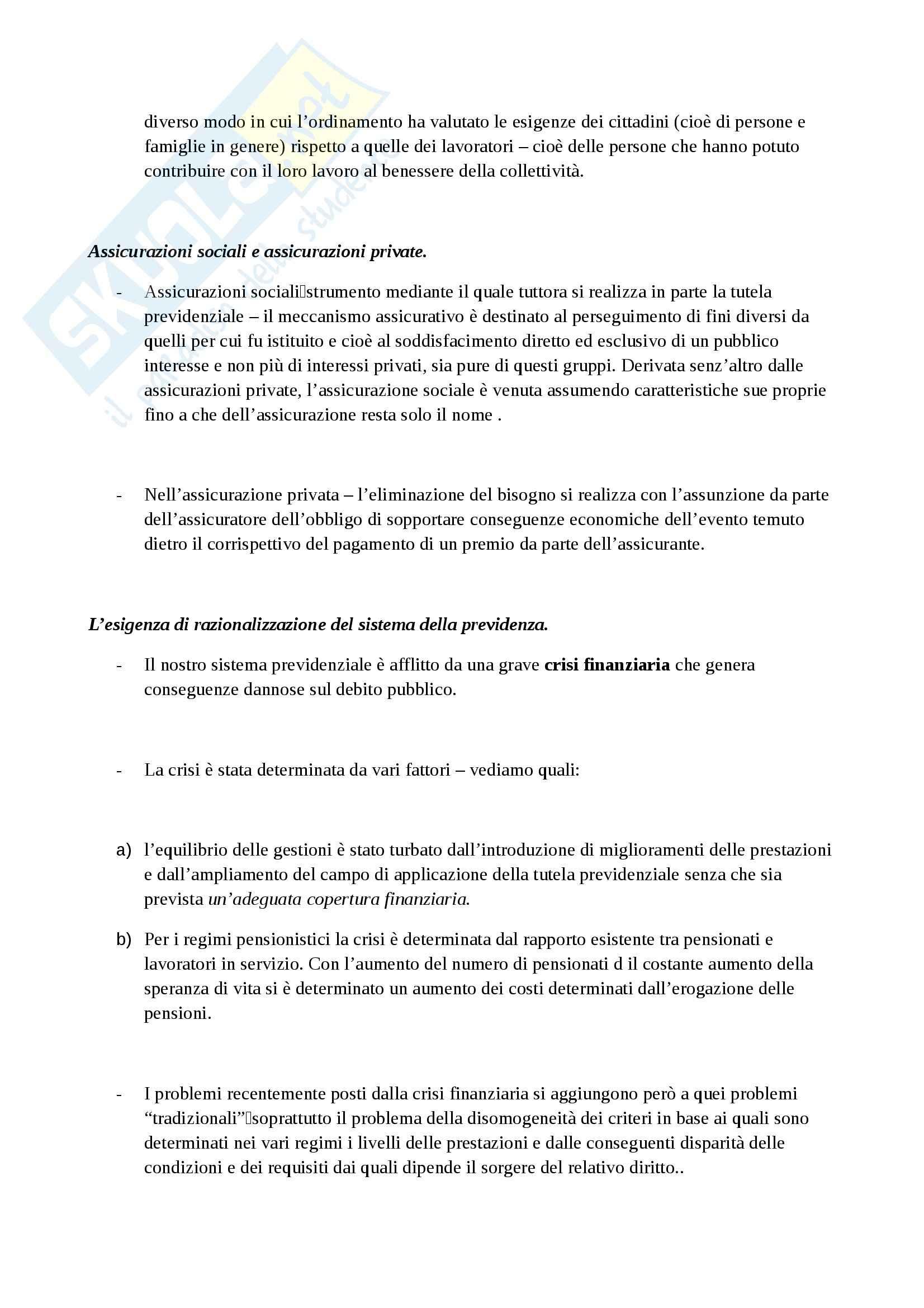 Riassunto esame Diritto del lavoro, prof. Pessi, libro consigliato Manuale del nuovo corso di diritto del lavoro, Proia Pag. 6