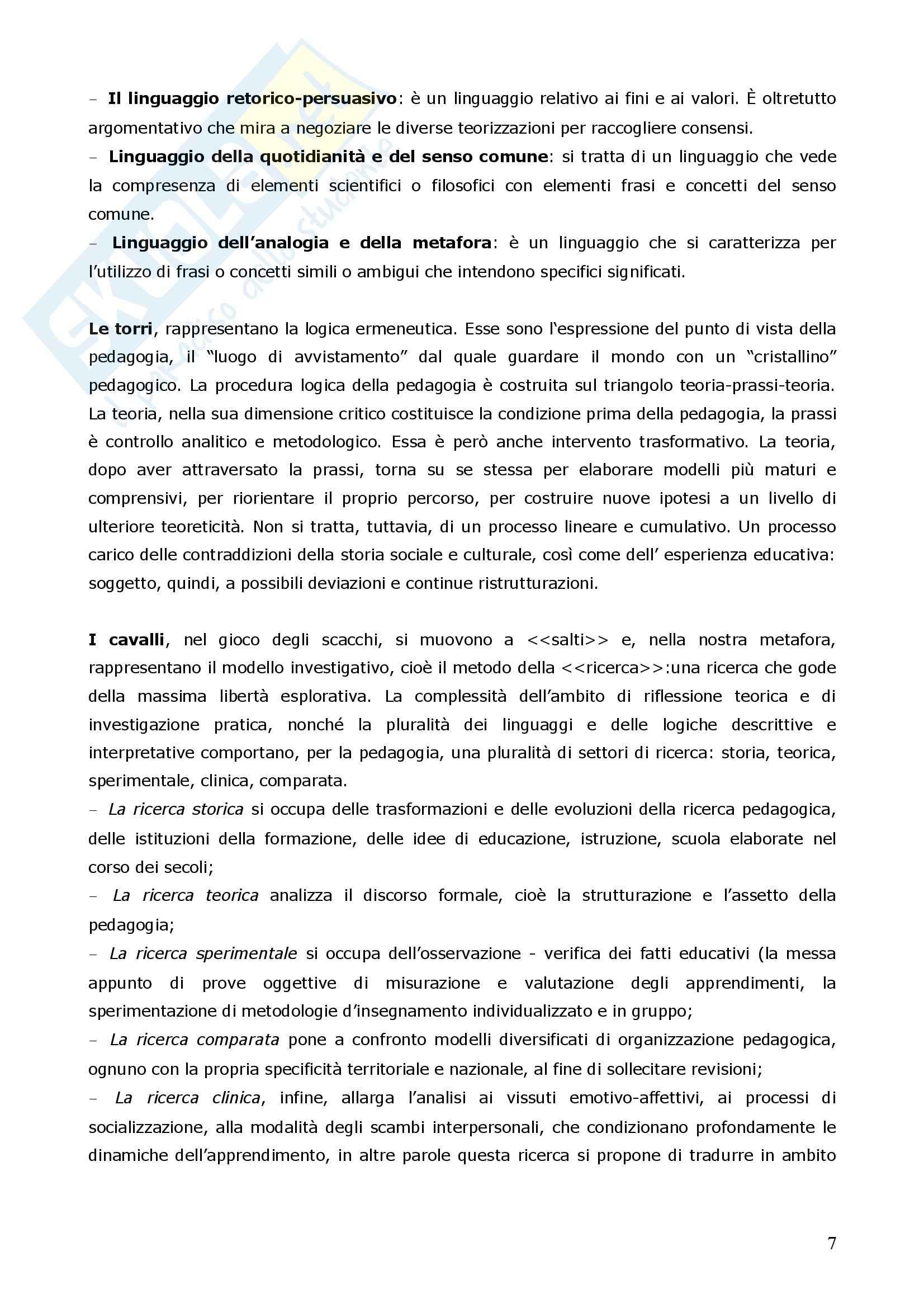 Pedagogia generale Pag. 26
