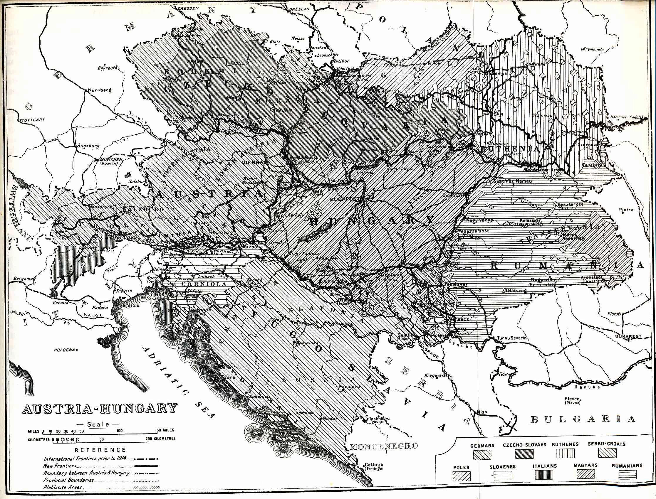 Austria-Ungheria 1914-1919