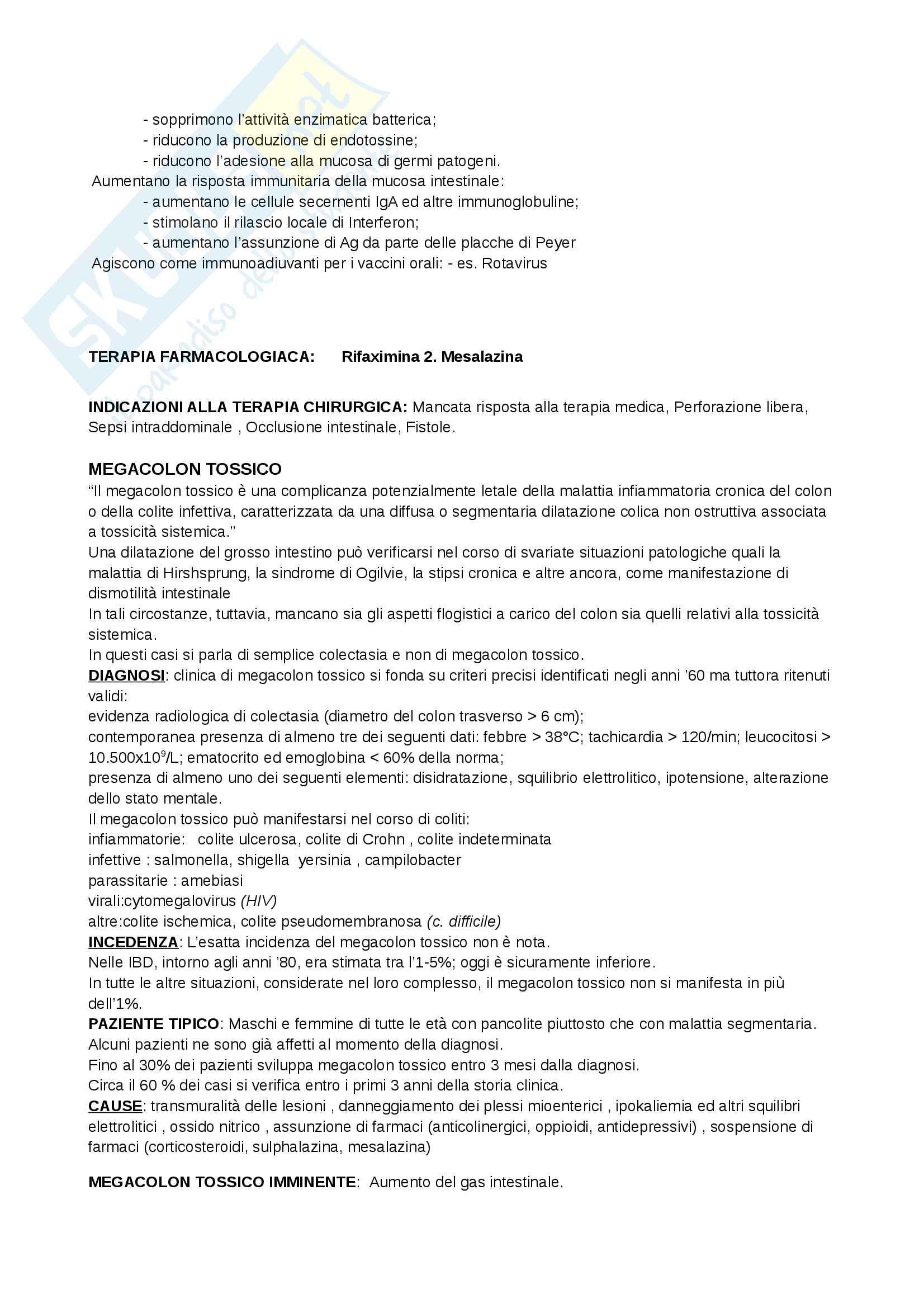 Appunti Chirurgia d'urgenza Pag. 16