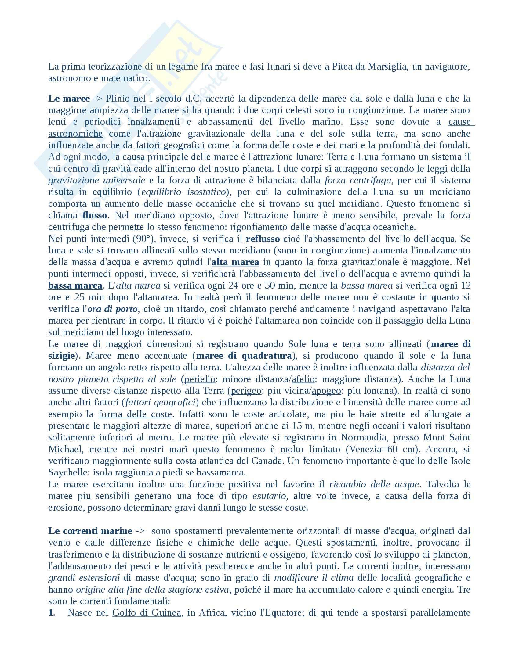 Ambiente dell'uomo, Geografia Pag. 31