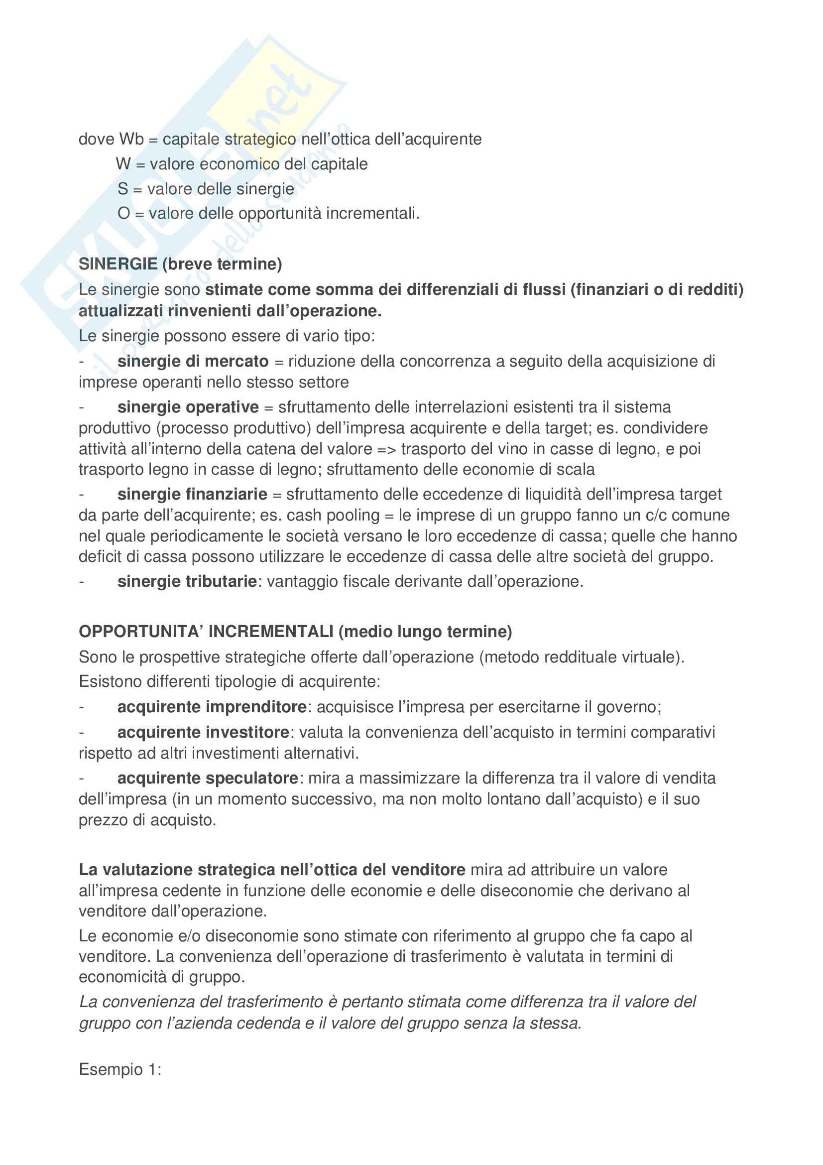 appunti delle lezioni- Ragioneria corso avanzato Pag. 2
