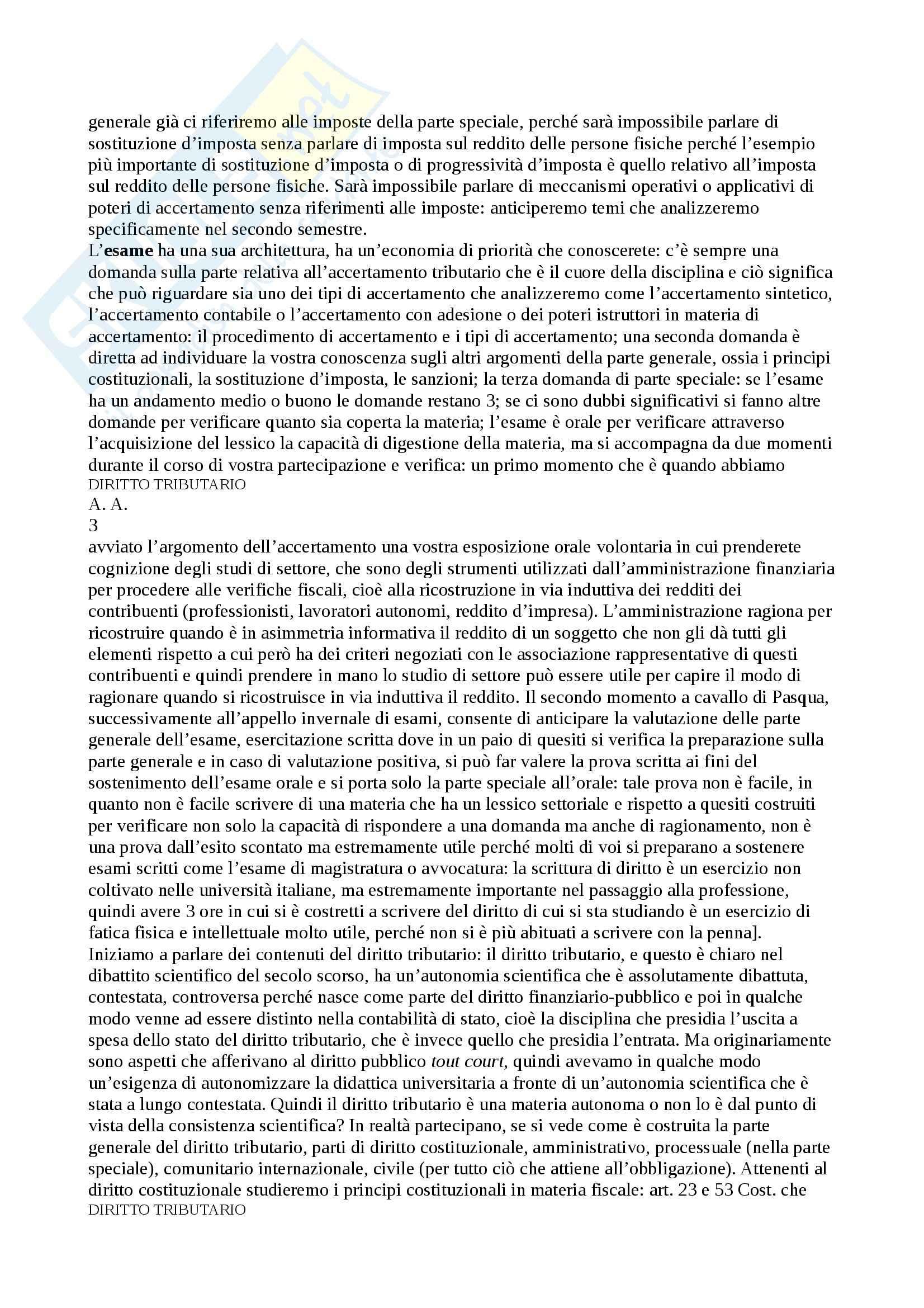 Tributario Parte Generale e Speciale Pag. 2