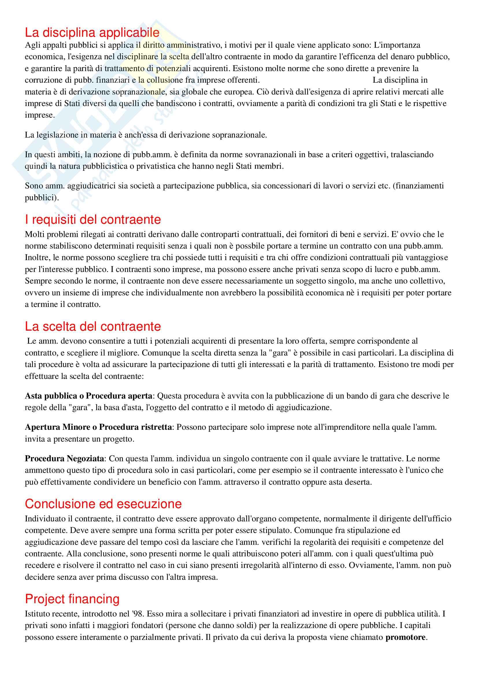 Diritto amministrativo e civile Pag. 16