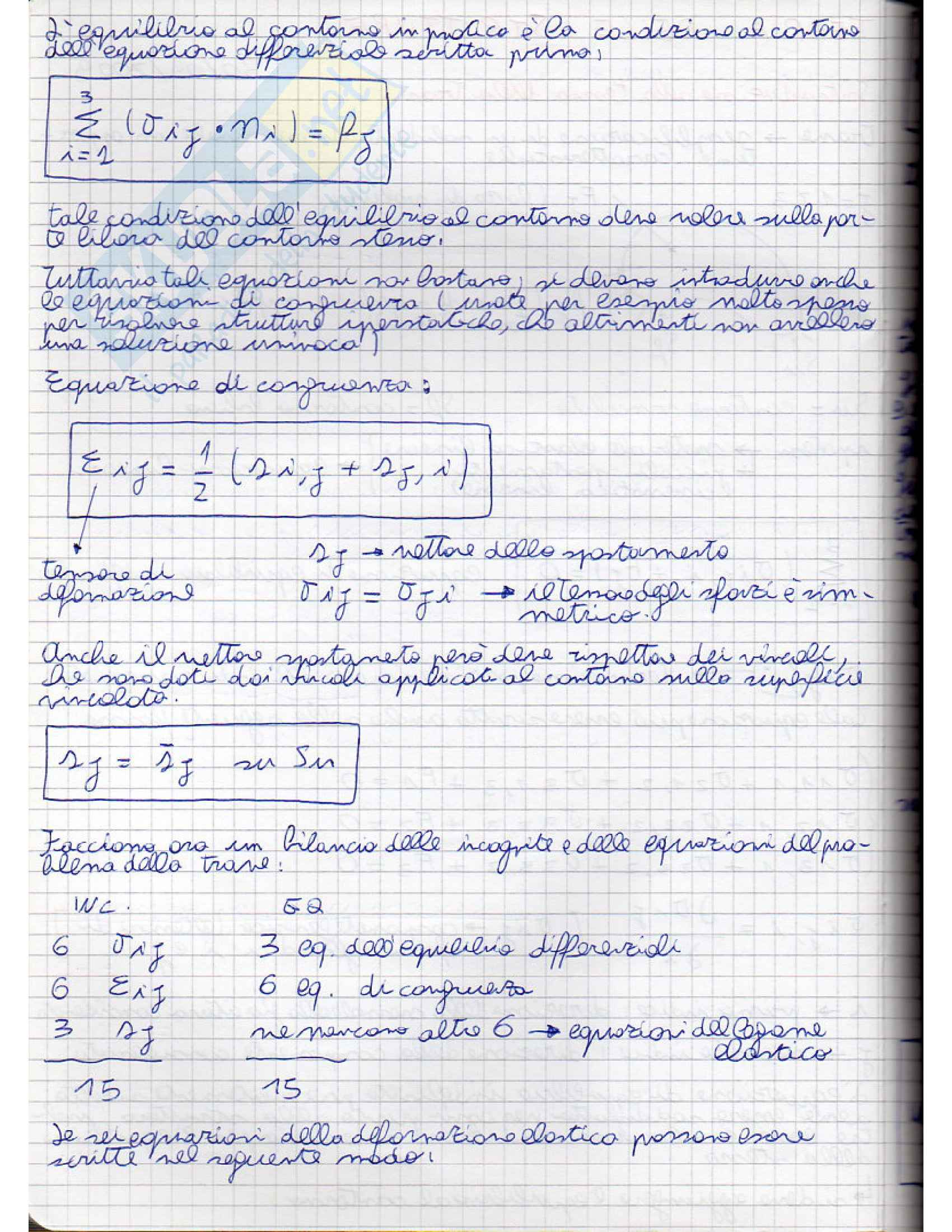 Teoria delle strutture - Appunti Pag. 2