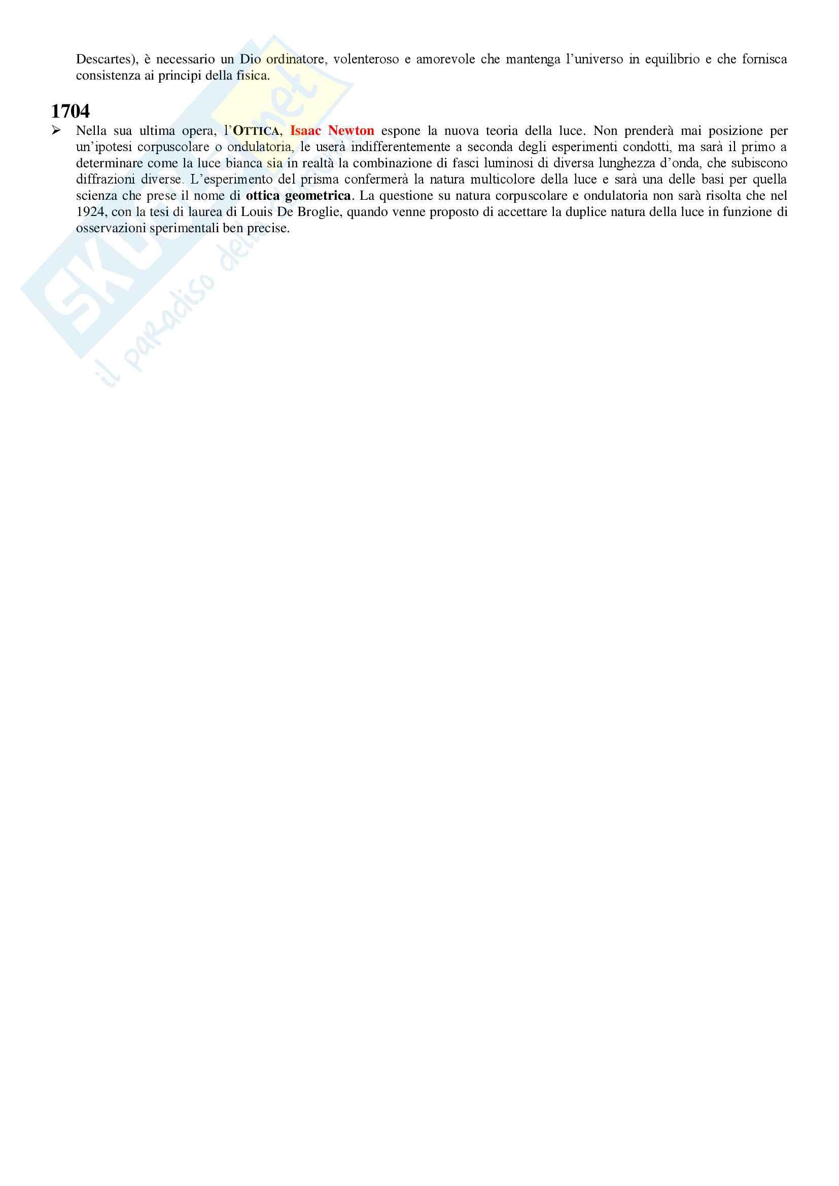 Schema Storia della Scienza Pag. 6