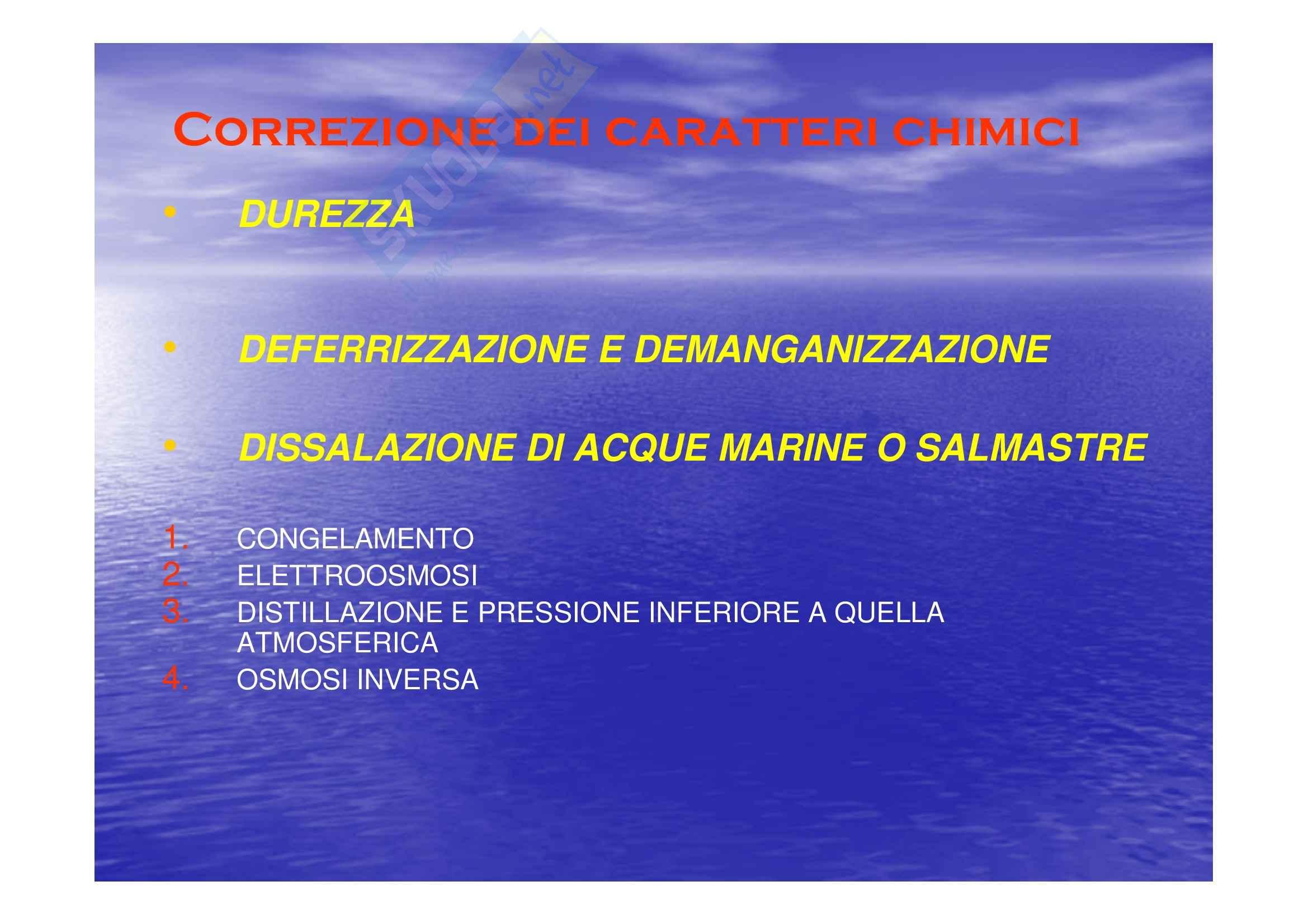 Igiene - acqua Pag. 21