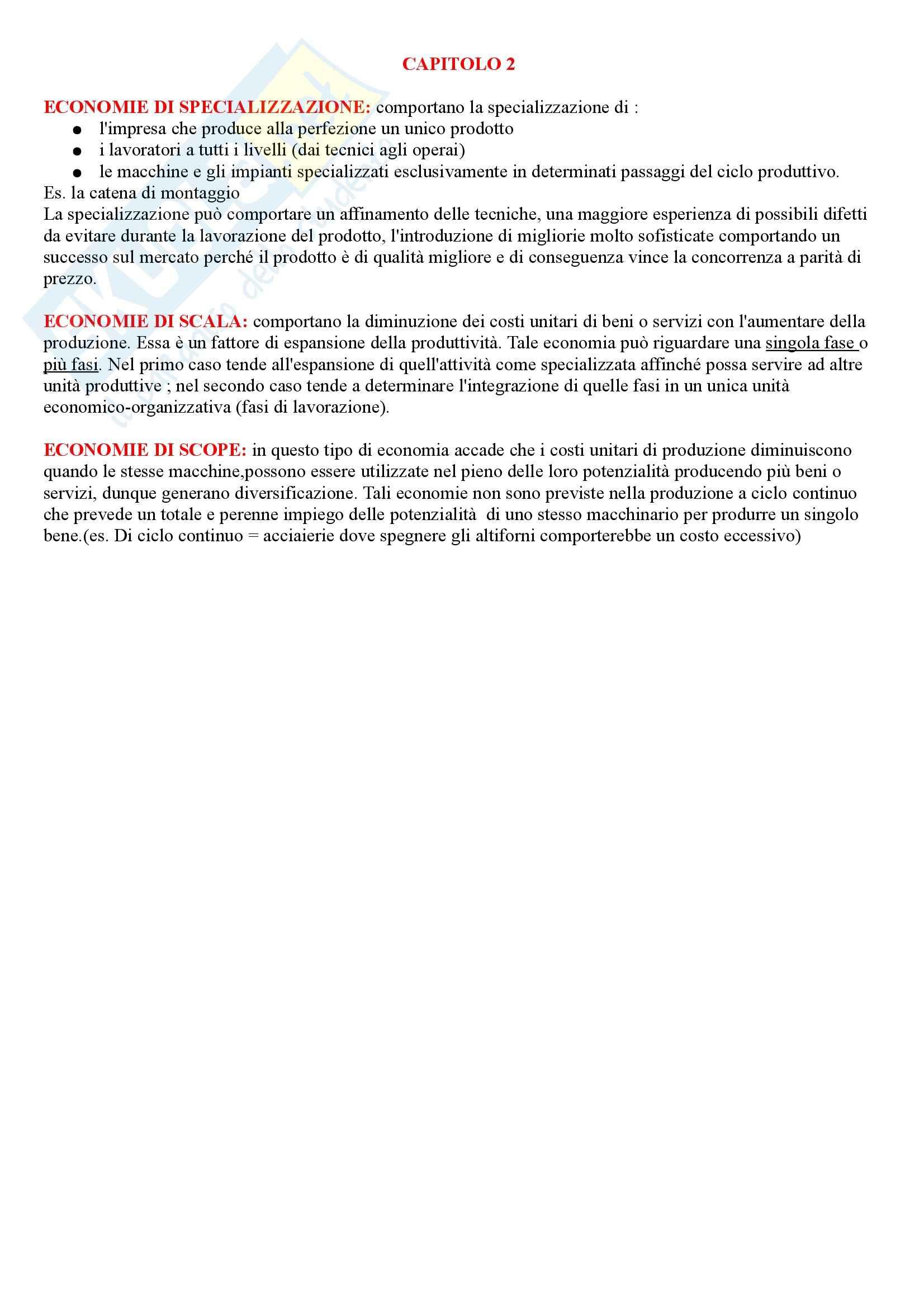dispensa G. Mulè Sociologia dell'organizzazione