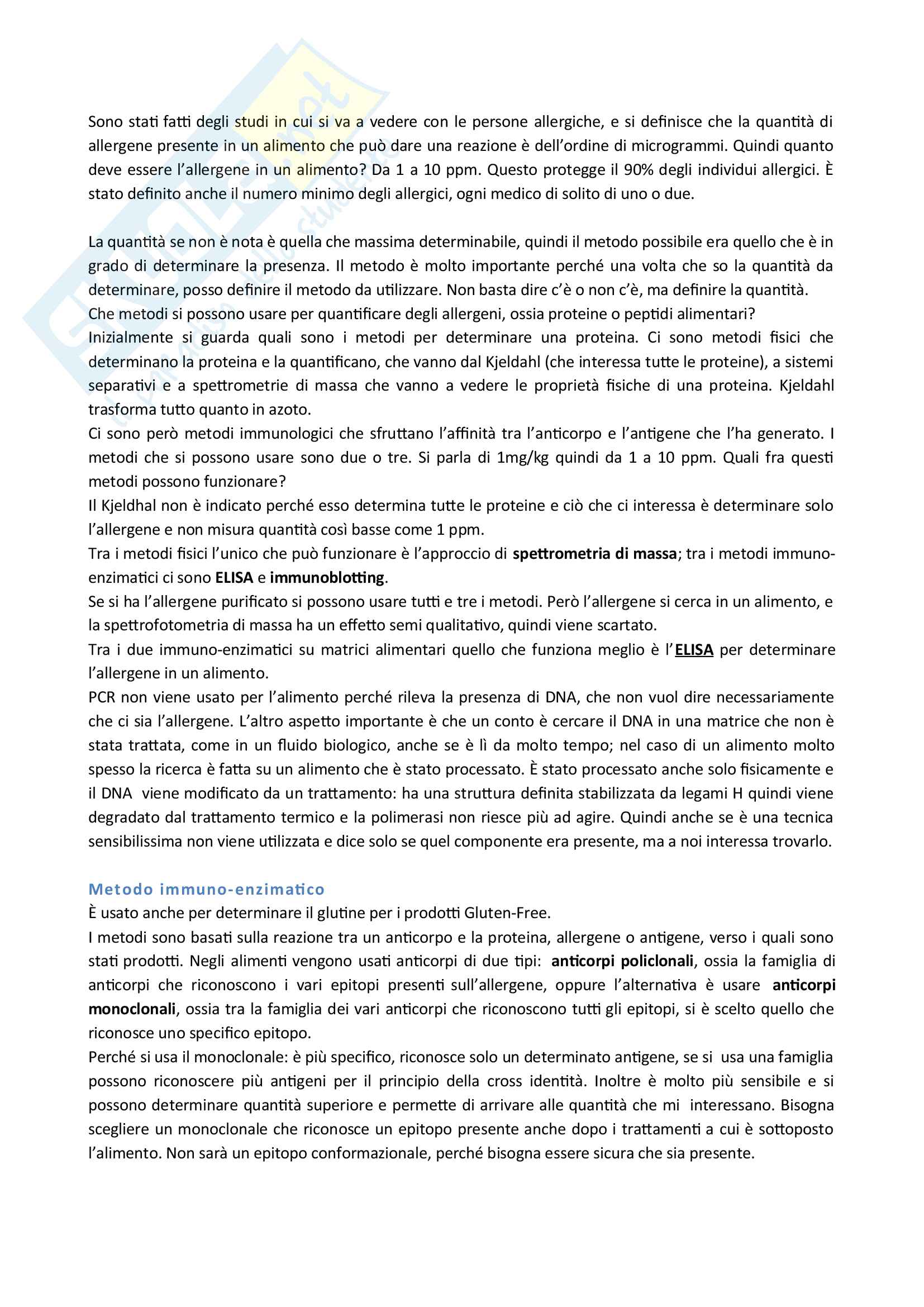 Biochimica alimentare Pag. 41