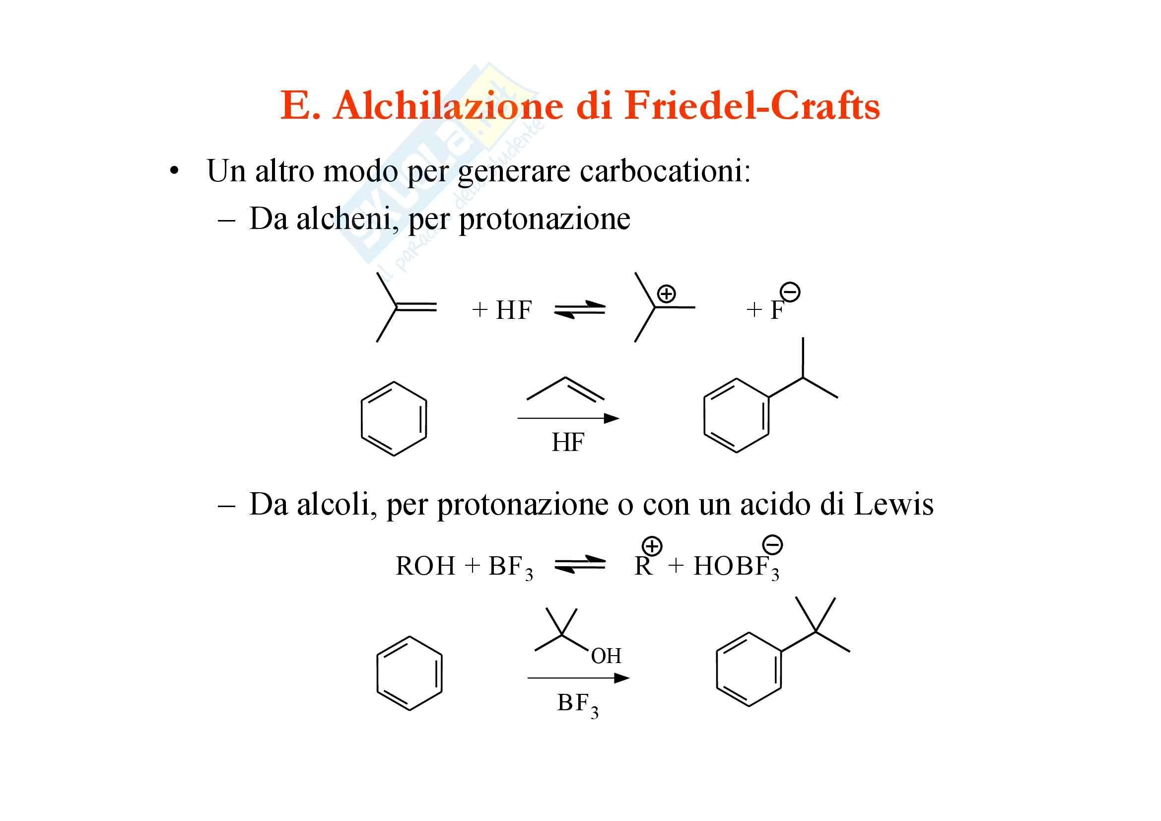 Chimica organica - areni Pag. 31
