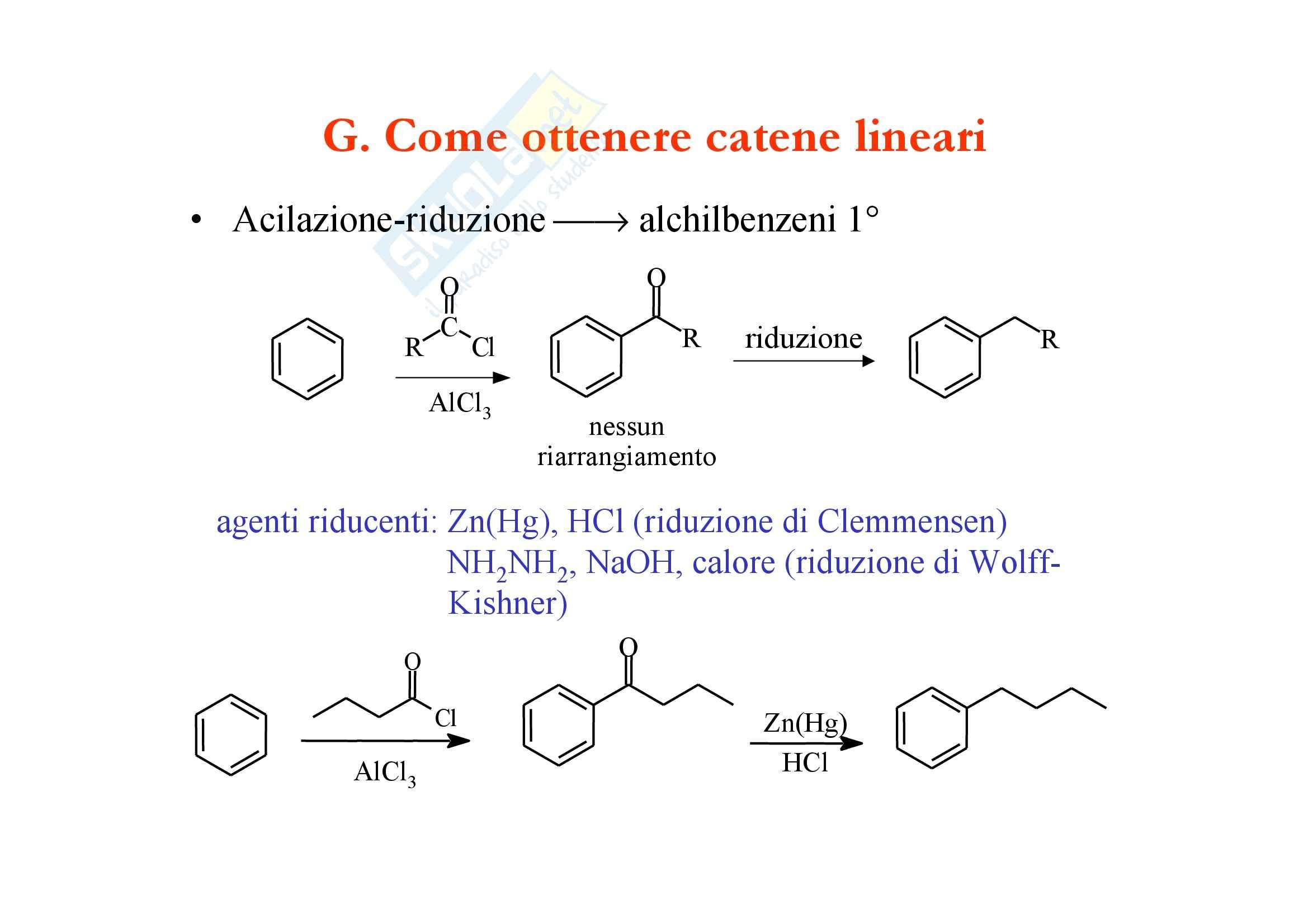 Chimica organica - areni Pag. 36
