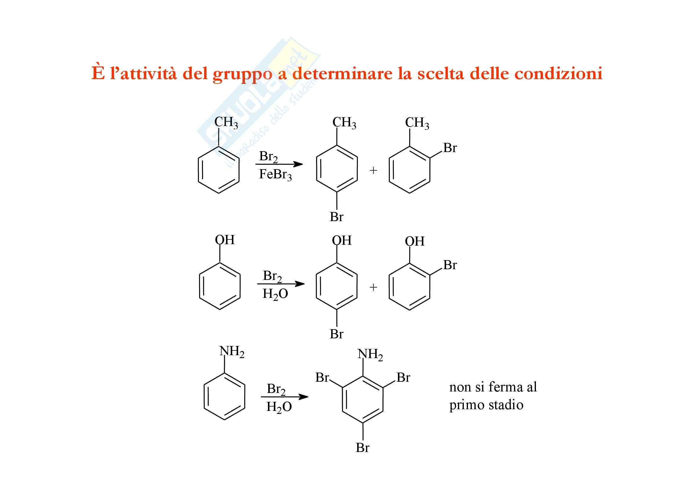 Chimica organica - areni Pag. 61