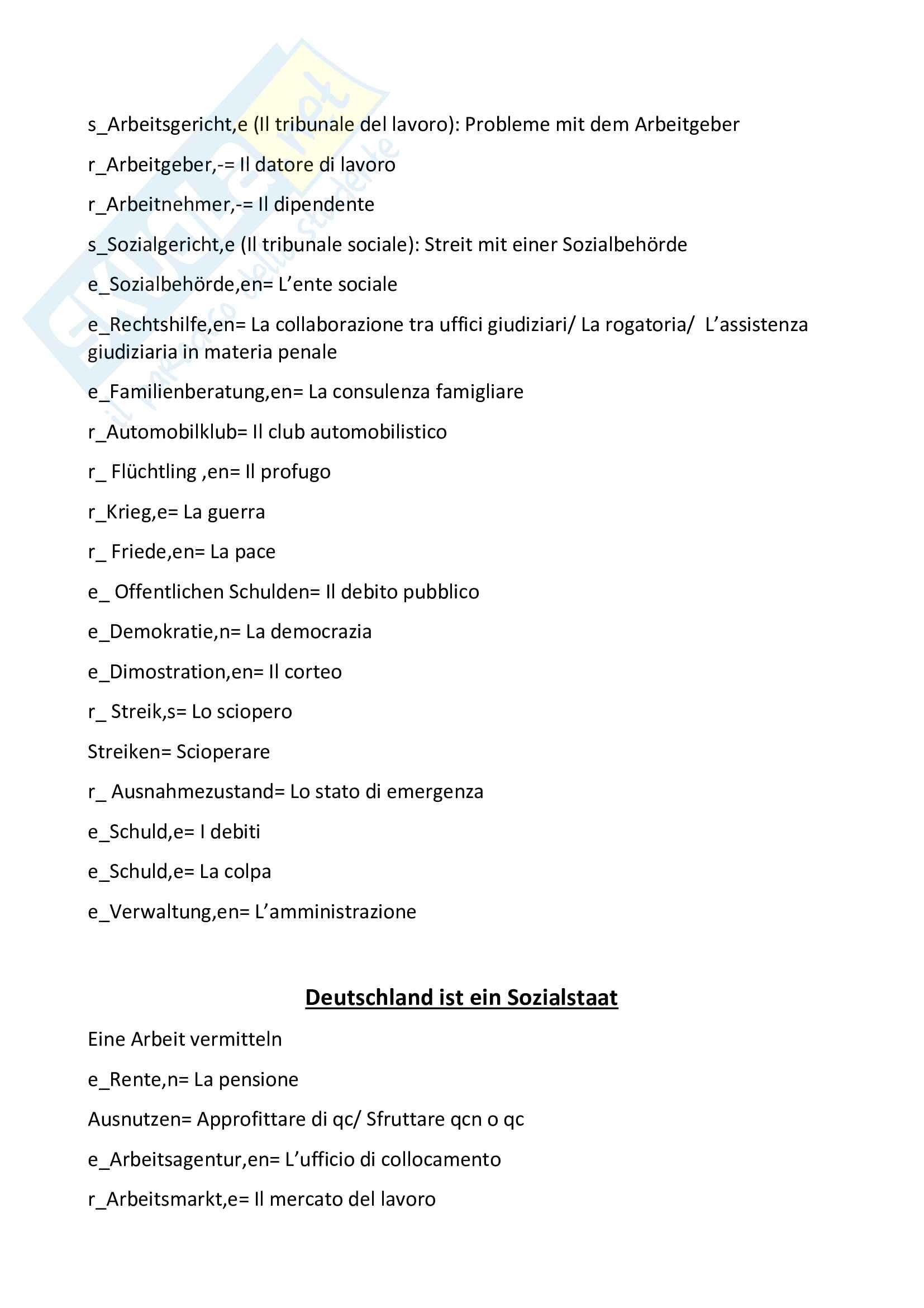 Appunti linguaggi settoriali tedesco Pag. 2