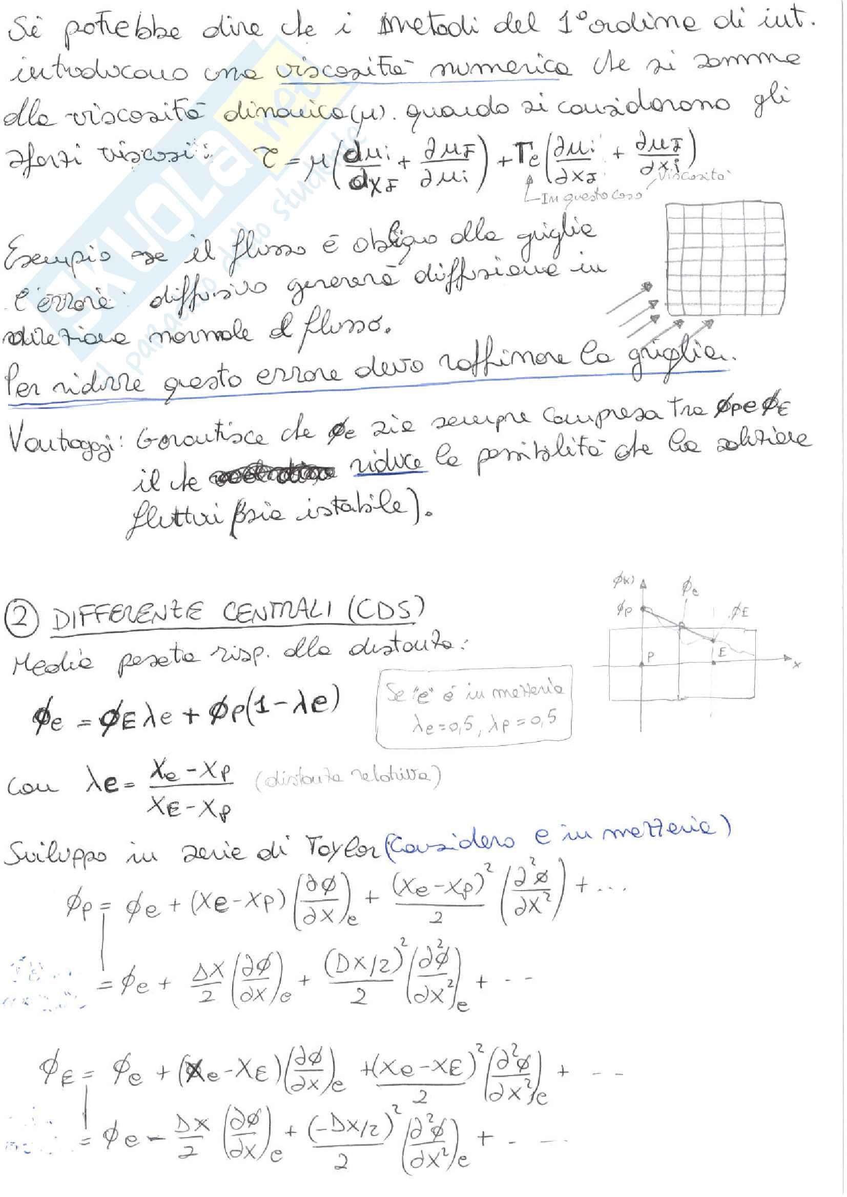 Simulazione Fluidodinamica motori Pag. 11