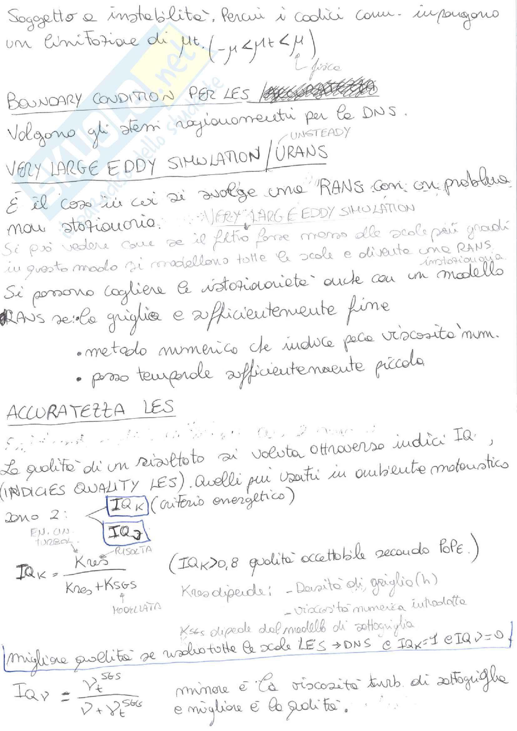 Simulazione Fluidodinamica motori Pag. 36