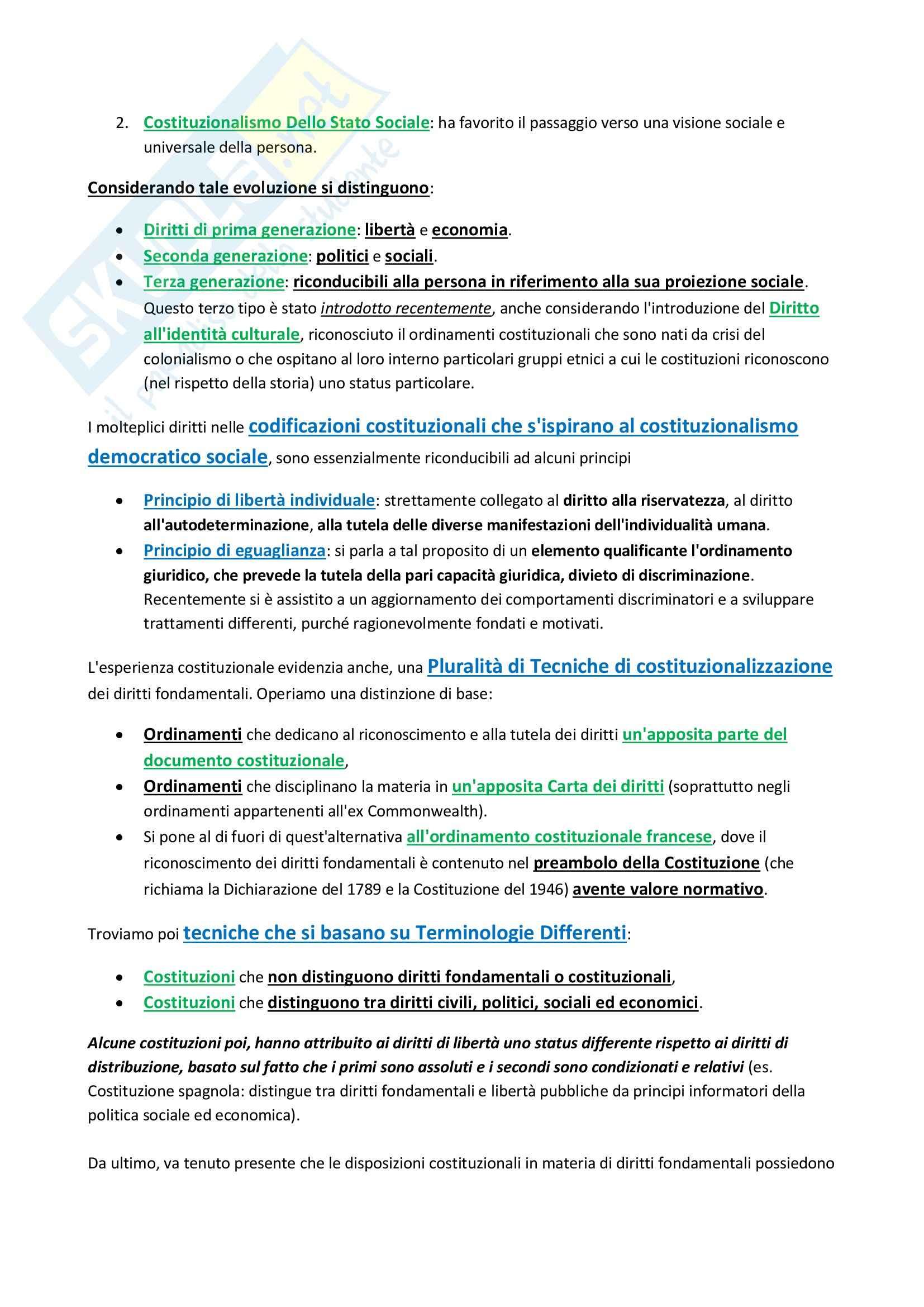 Diritto Pubblico comparato - NON FREQUENTANTE Pag. 31