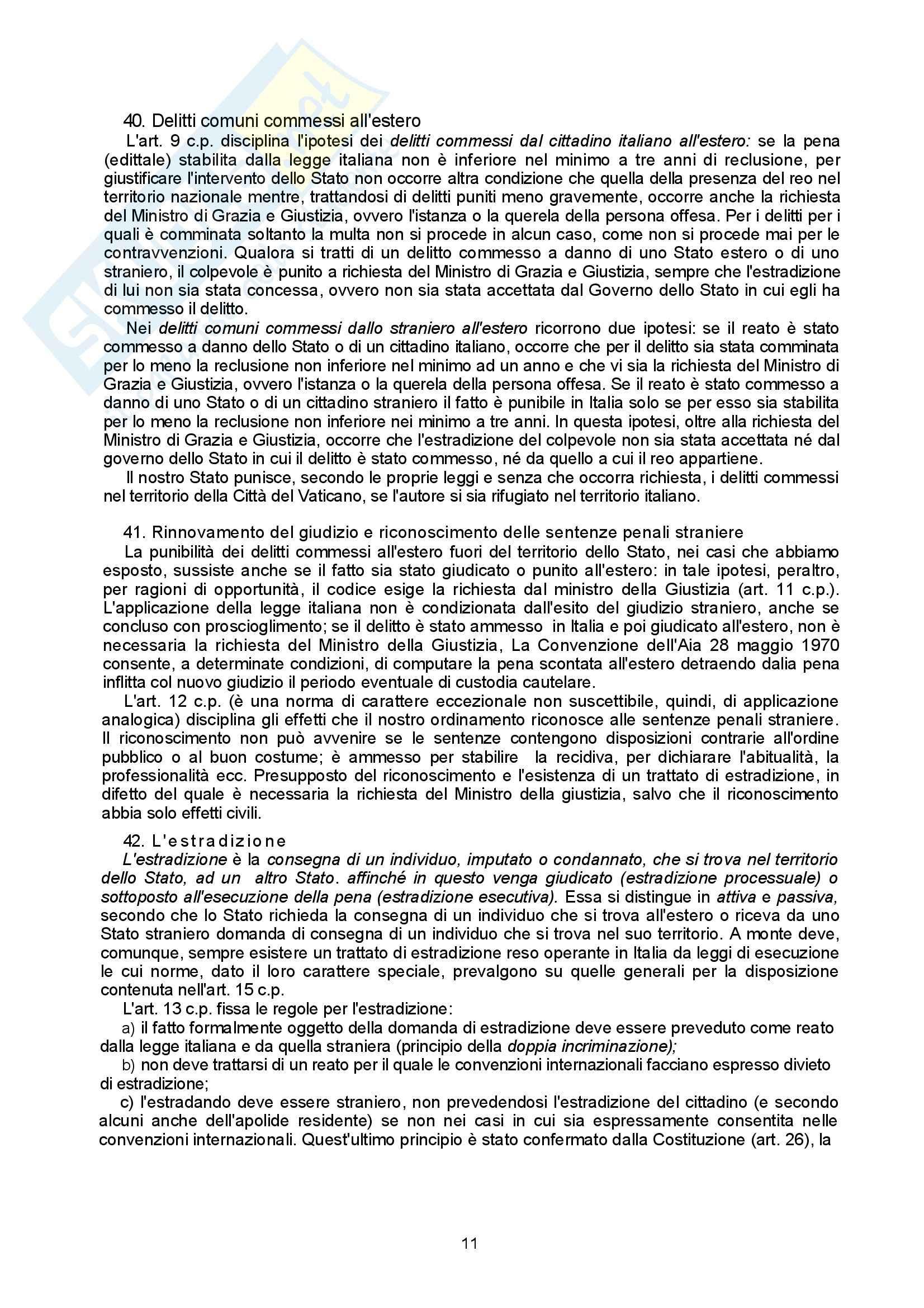 Diritto penale - Appunti Pag. 11